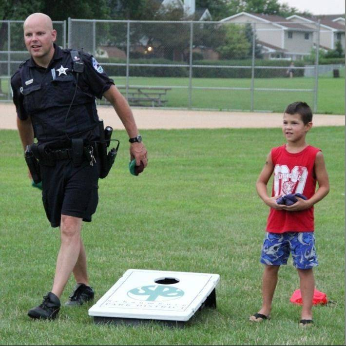 Join the Schaumburg Park District and celebrate National Night Out from 6:30-8:30 p.m., Tuesday, Aug. 7, at Meineke Recreation Center, 220 E. Weathersfield Way. Visit parkfun.com for details.
