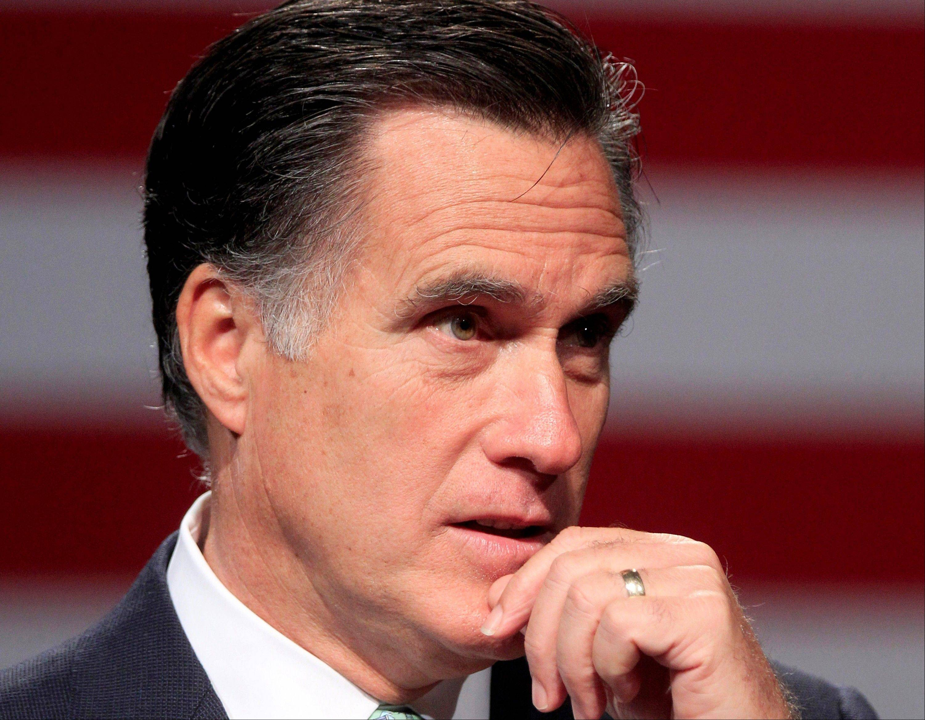 Republican presidential candidate Mitt Romney has said he had no active role in Bain Capital, the private equity firm he founded, after he exited in February 1999 to take over Salt Lake City�s Winter Olympics bid.