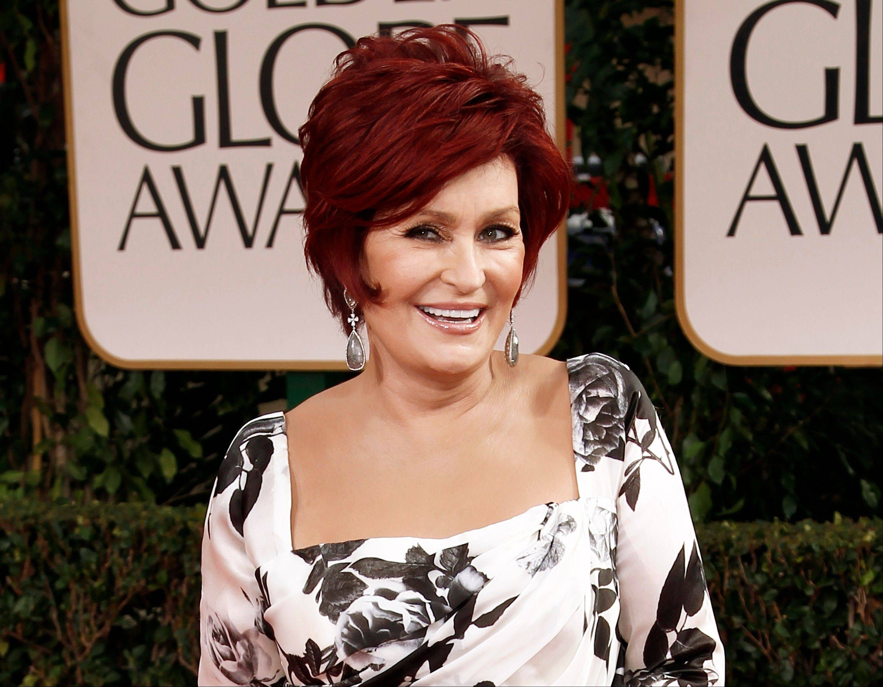 Sharon Osbourne tweeted Tuesday that says she�s ready to say goodbye to �America�s Got Talent.� NBC said Osbourne hasn�t informed the network that she intends to leave the show, which is now airing its seventh season.