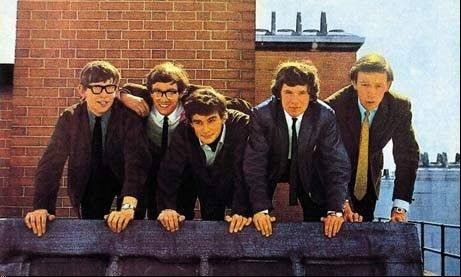 In their 1960s prime, a 1968 publicity photo of the British group the Zombies.