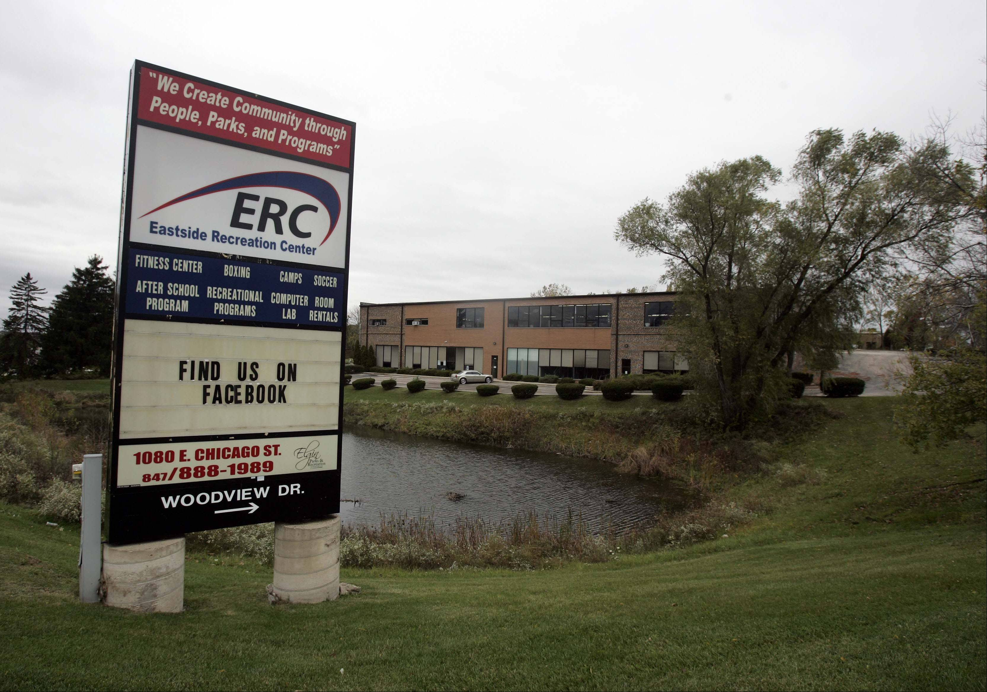 Upgrades to Elgin's Eastside Recreation Center will be delayed.