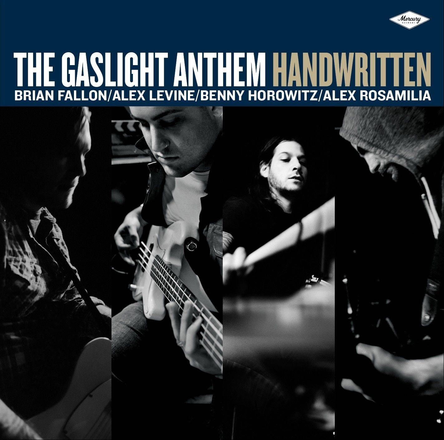 "The Gaslight Anthem's ""Handwritten"""