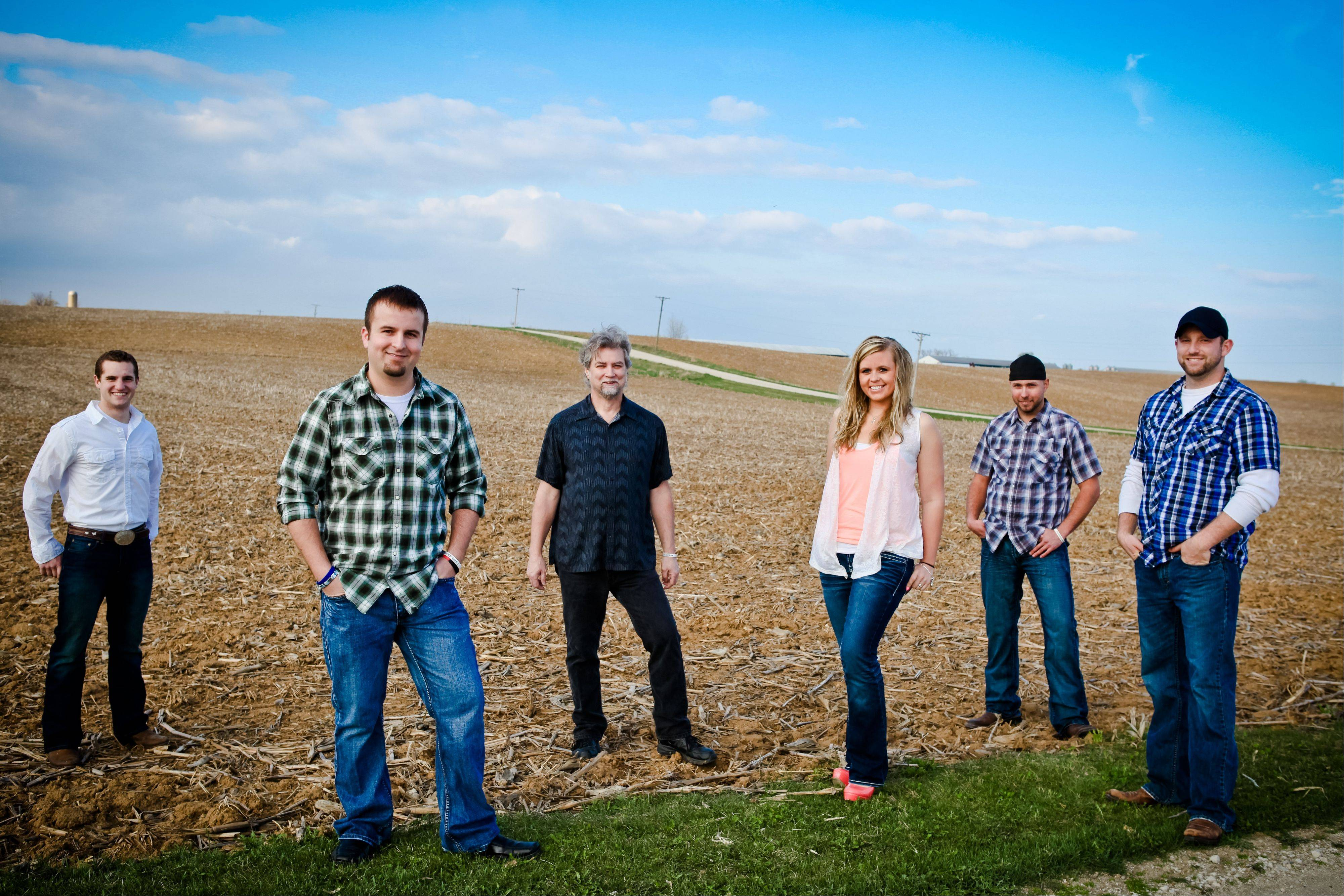 Back Country Roads plays Top 40 country covers and a few originals. The group will be at the DuPage County Fair from 6:30 to 9:30 p.m. Friday, July 27, as part of the Spirits of DuPage event.