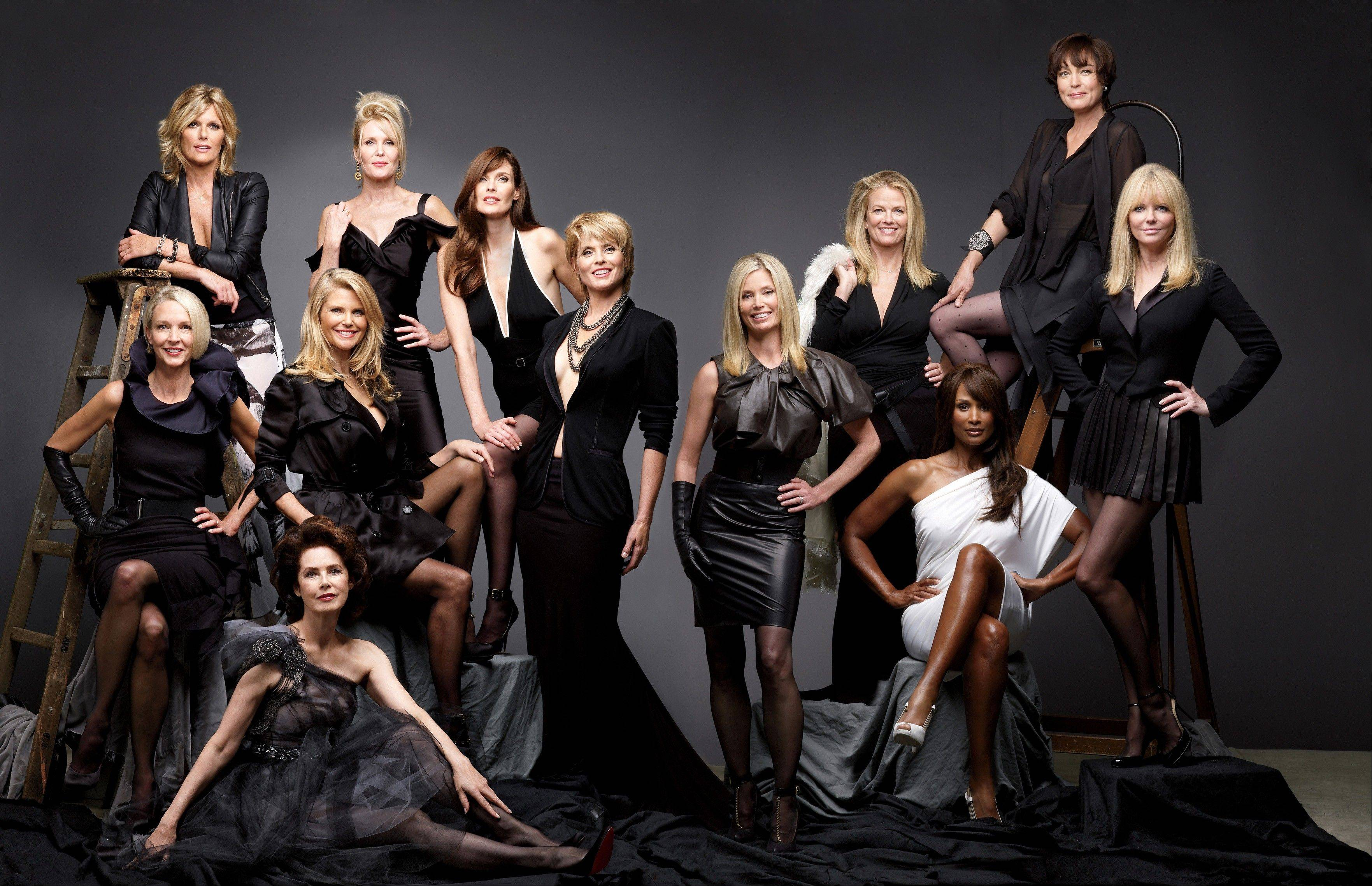 "The HBO documentary ""About Face: Supermodels Then and Now"" details the lives of supermodels."