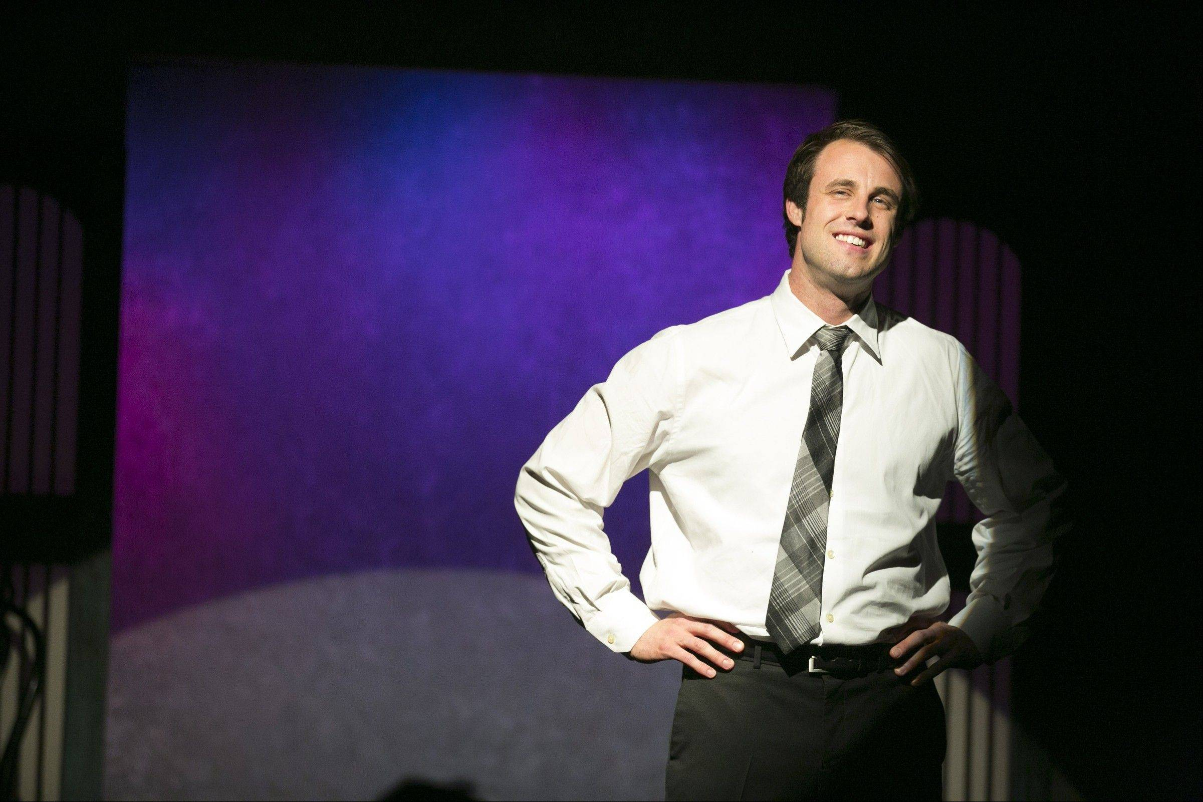 St. Charles native Chris Witaske calls being part of the current Second City show a dream come true.