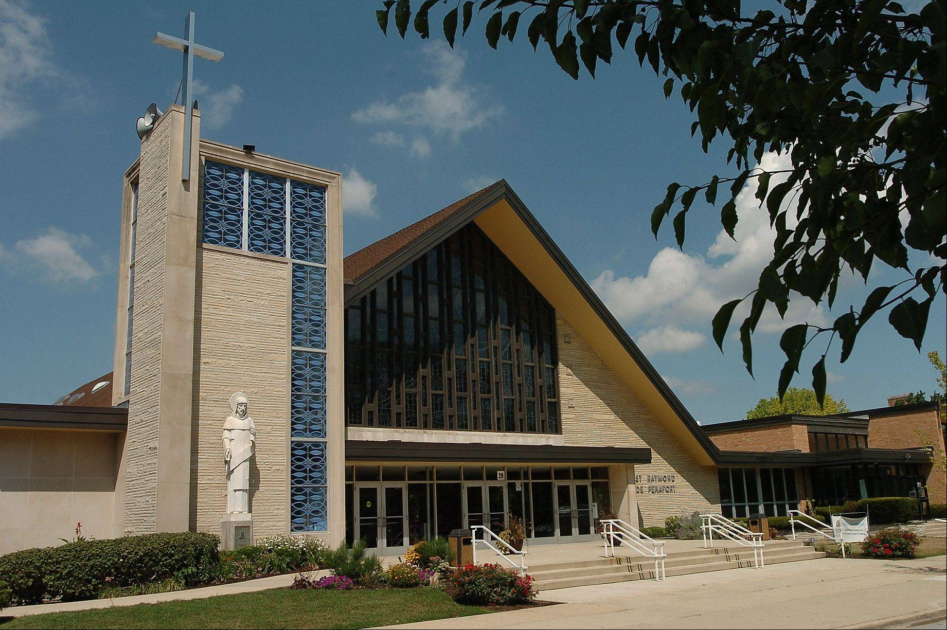 St. Raymond de Penafort Catholic Church in Mount Prospect is running a fundraising campaign to renovate the church and school properties.