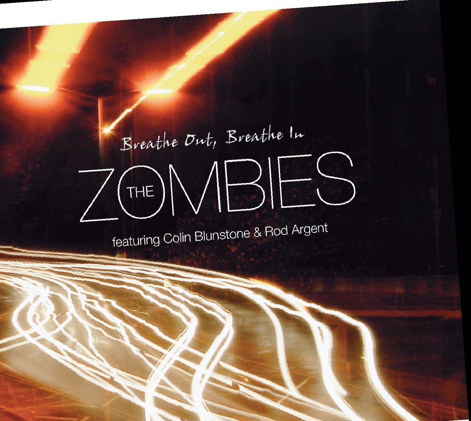 "The Zombies' ""Breathe Out, Breathe in"""