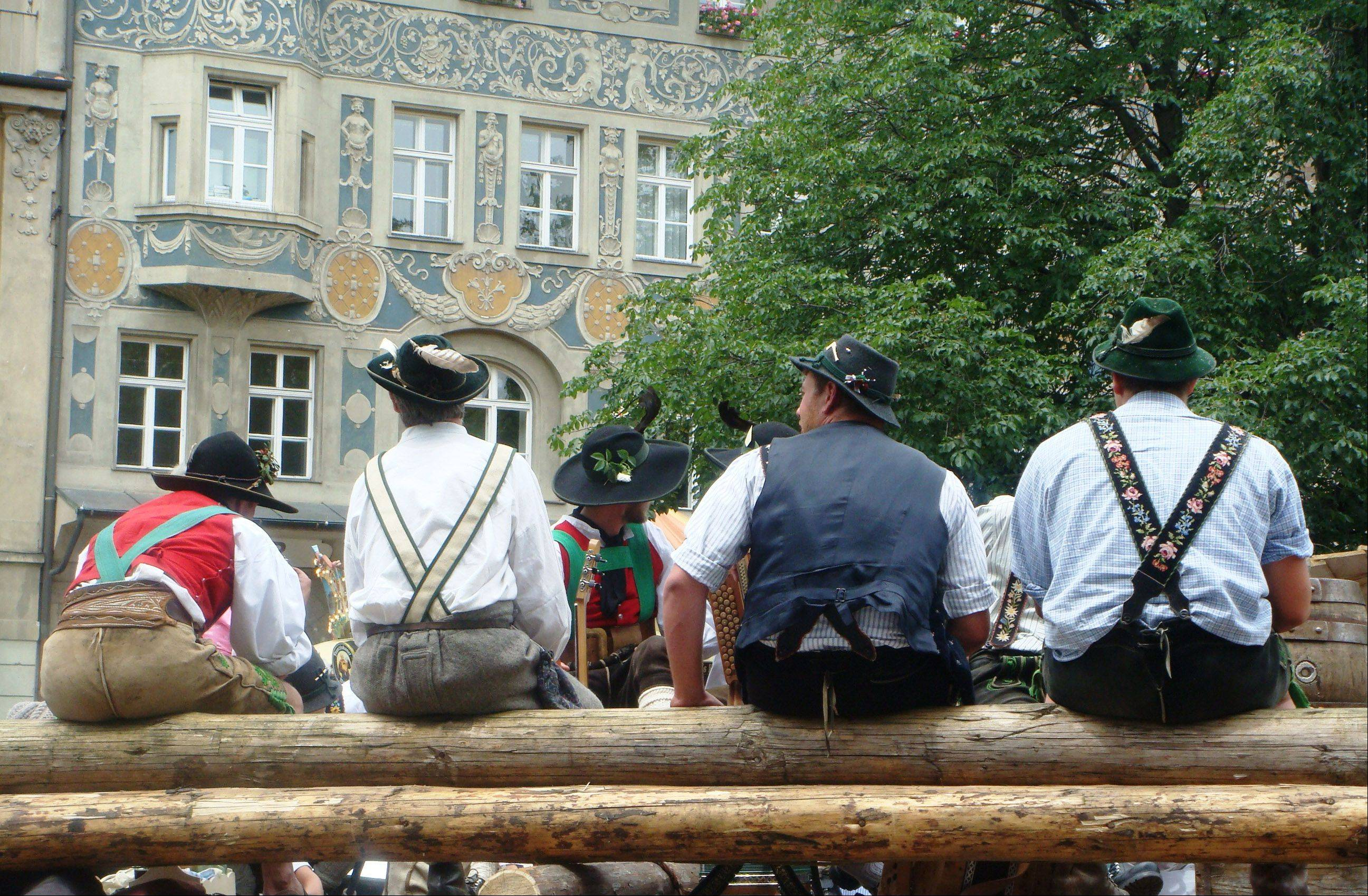 This was taken in Munich 2008 during the 500 year celebration of forming of the city of Munich.