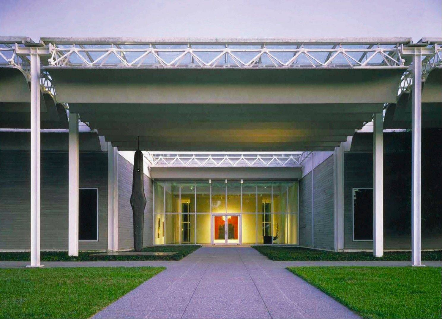 The Menil Collection holds nearly 16,000 art objects from ancient works to modern masterpieces.