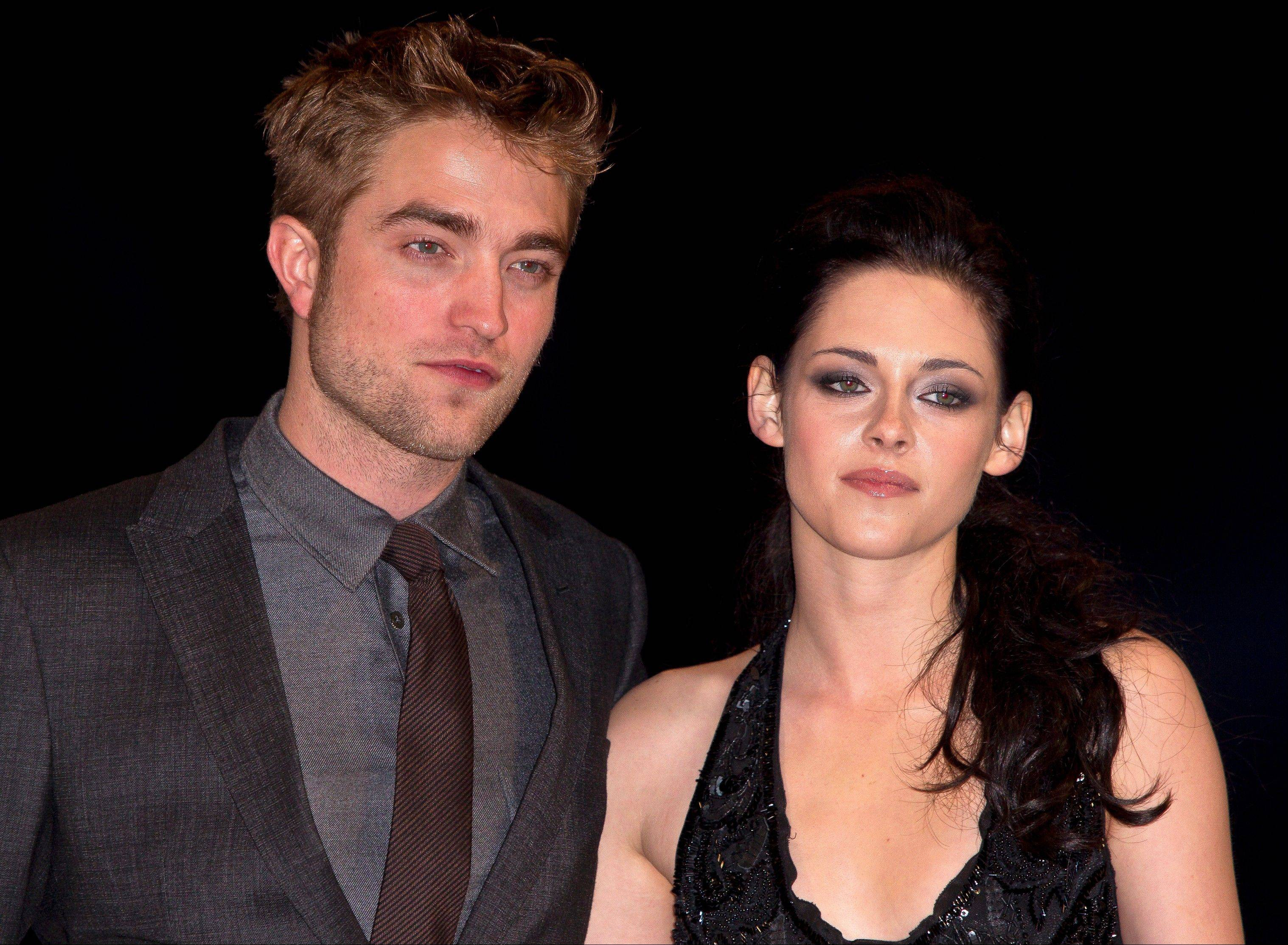 "Robert Pattinson and Kristen Stewart arrive at the UK film premiere of ""Twilight Breaking Dawn Part 1"" at Westfield Stratford in east London. On Wednesday, Kristen Stewart and director Rupert Sanders apologized publicly to their loved ones following reports of infidelity."