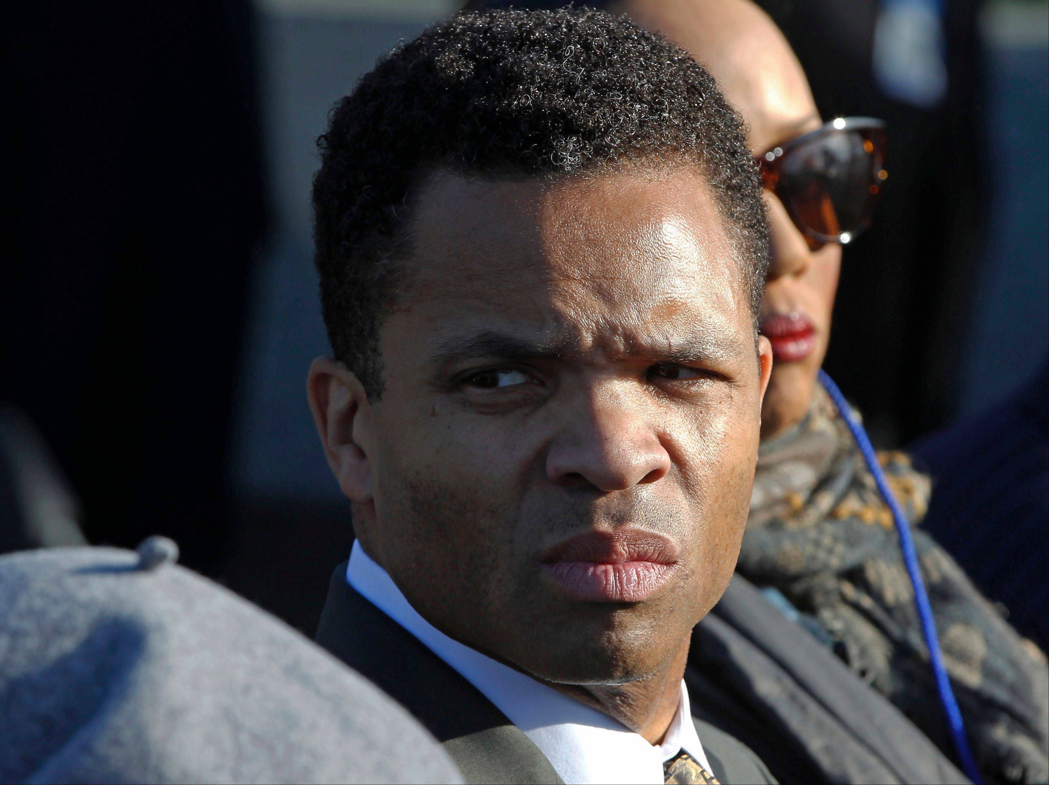 The Mayo Clinic says Congressman Jesse Jackson Jr. is being treated for depression at its hospital in Rochester, Minn.