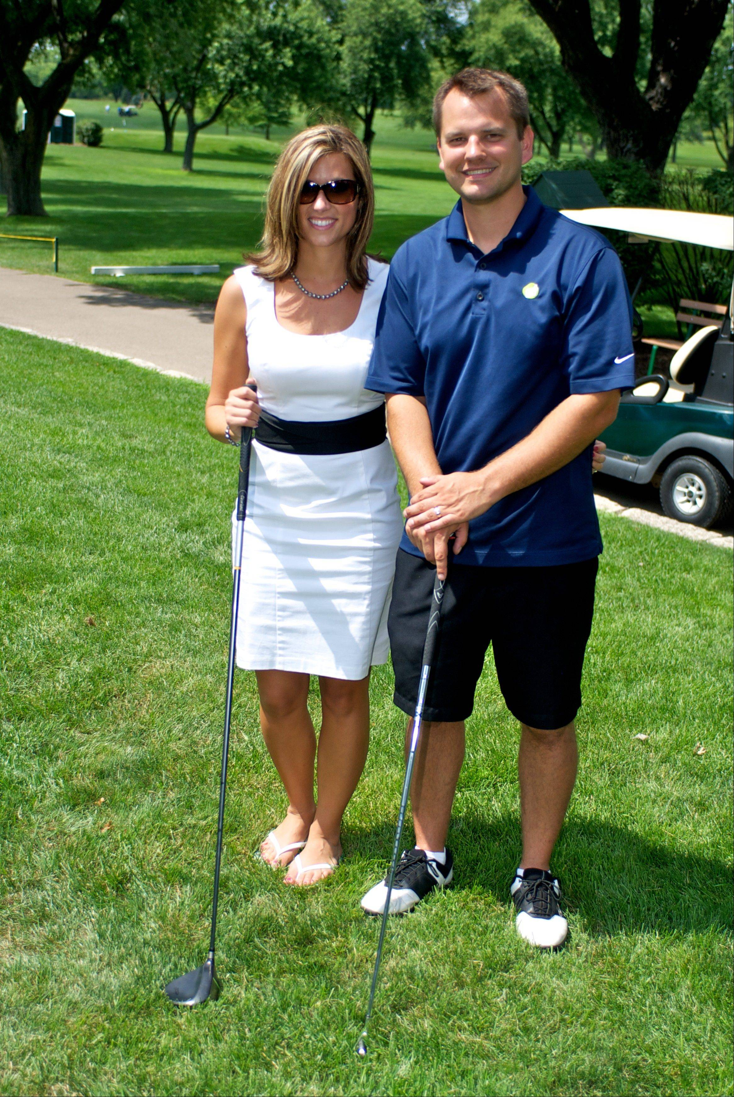 After fighting back cancer twice, Phil Zielke launched Phil's Friends to provide spiritual support to cancer patients. With donations and money raised at fundraisers -- like the annual golf outing Zielke hosts with his wife, Carrie -- the group sends prayers and care packages to patients.