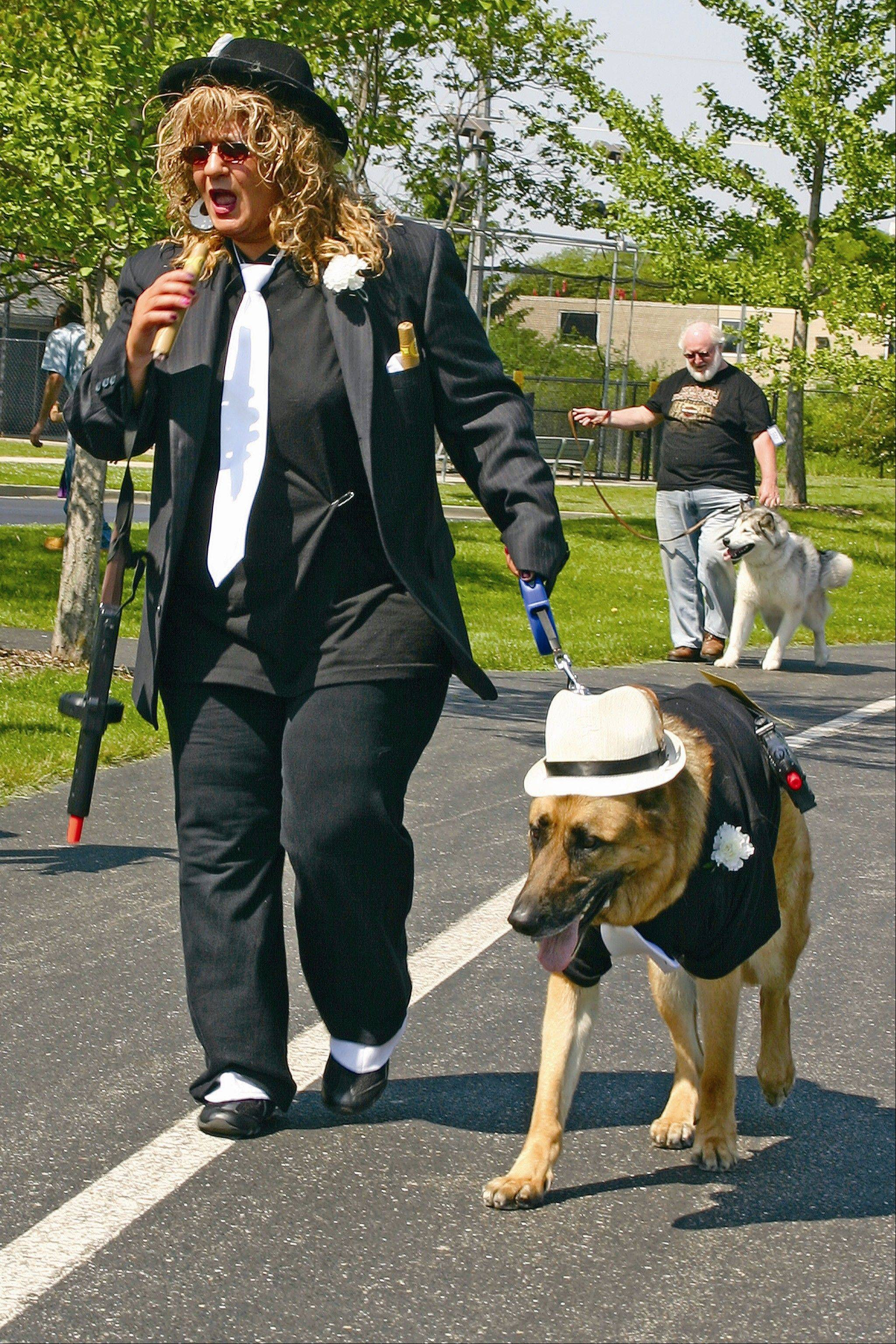 Dog owners will no longer have to wait for the annual Pooch, Pet and Pedal Parade to walk their dogs in Des Plaines Park District Parks.