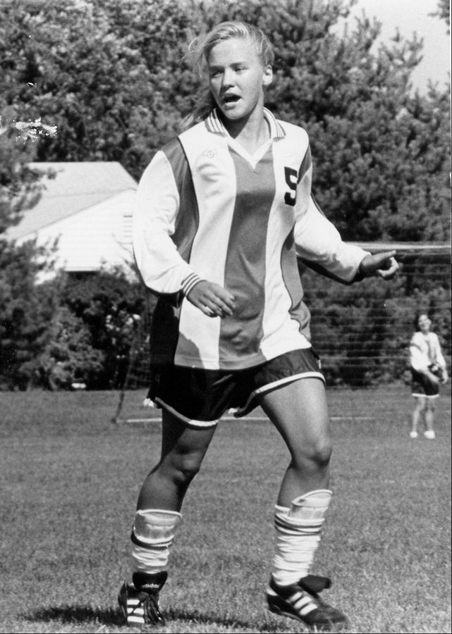 Tammy Zywicki on the soccer team at Grinnell College in Grinnell, Iowa, in 1990. It has been 20 years since Tammy was stabbed to death while returning to college, and her 70-year-old mother, JoAnn Zywicki, who now lives in central Florida, has managed to get through the onslaught of birthdays, holidays and special occasions that often torment families of the murdered. The case remains unsolved.