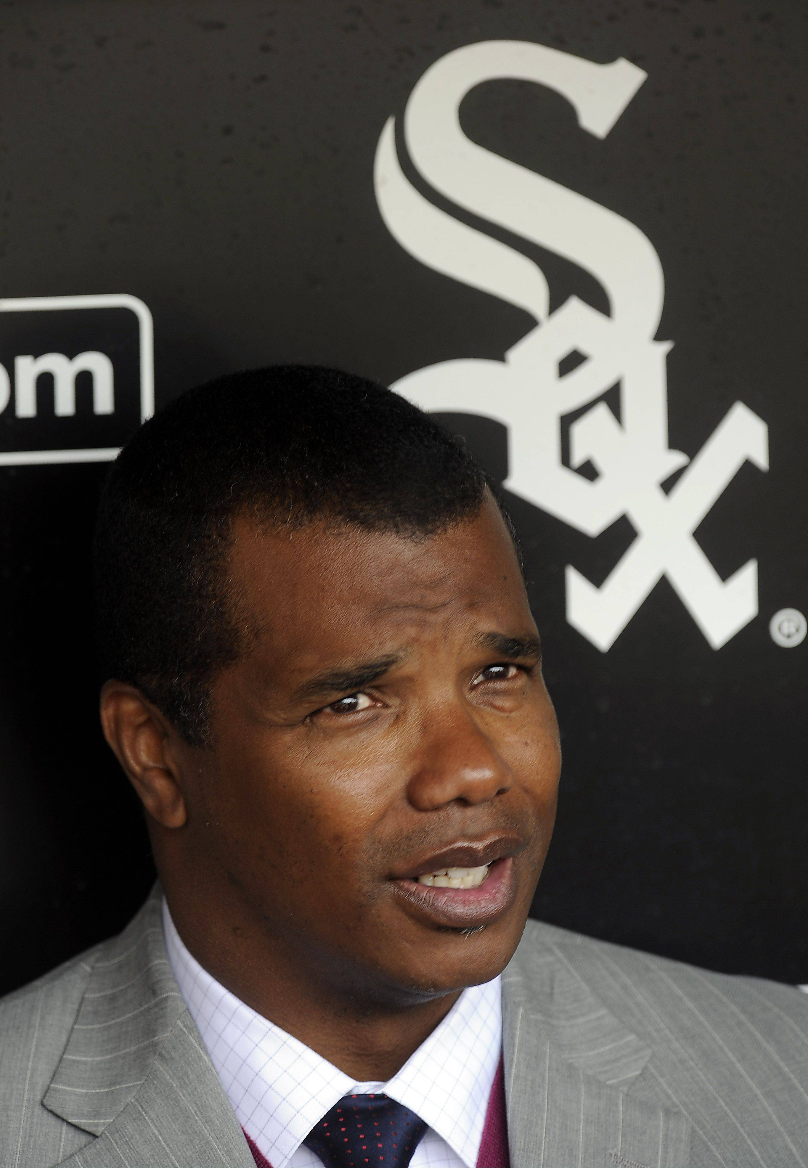 White Sox general manager Kenny Williams has made all the right moves so far this season.