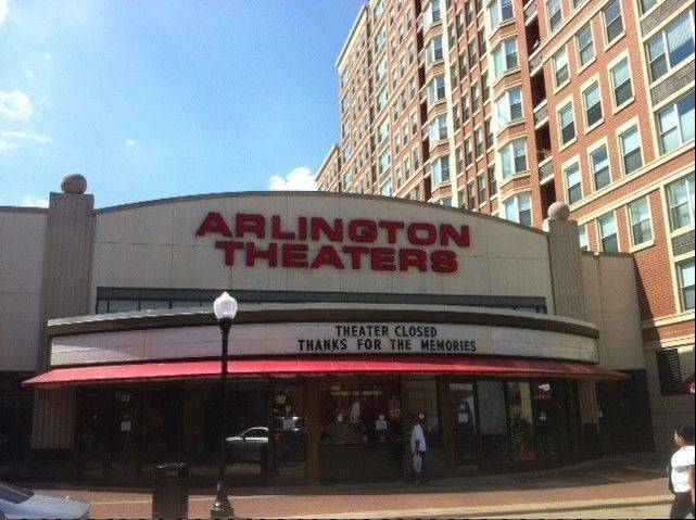 There is a lot of interest in Arlington Heights in getting the movie theater back open.