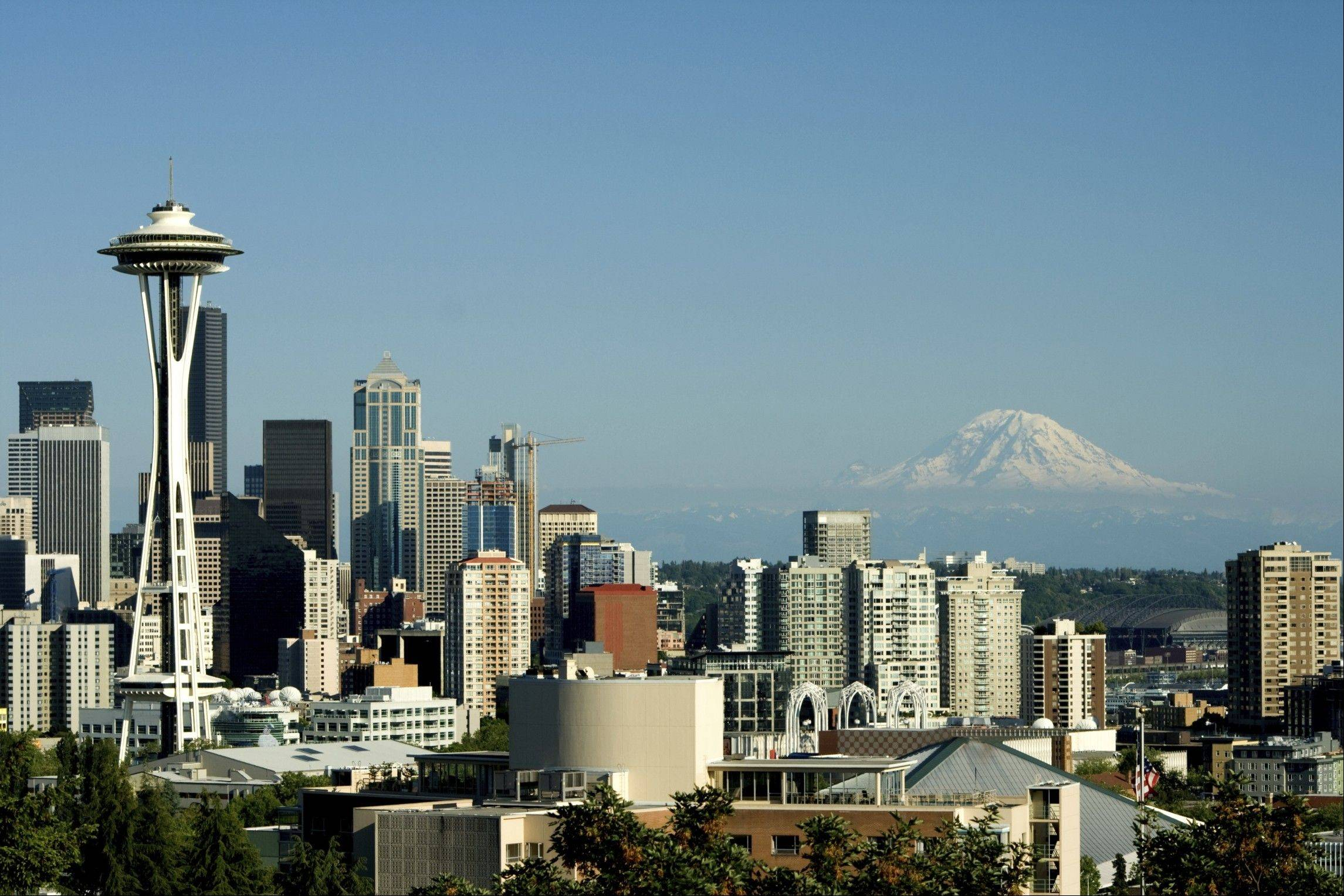 The U.S.'s richest retirees are spurning Florida's sun in favor of Seattle's rain .