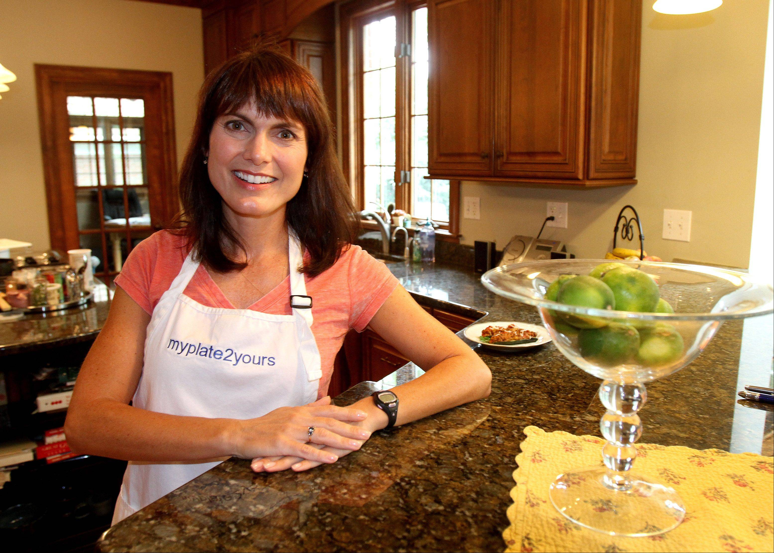 Lynn Dugan strives to feed her family healthy meals, and her baked zucchini is in the rotation.