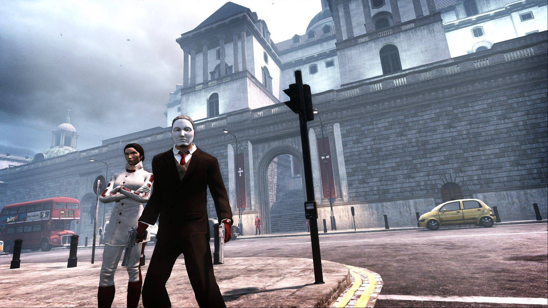 """The Secret World"" throws players into a mythical virtual earth populated with haunted houses, secret societies, vampire cults and zombie invasions."