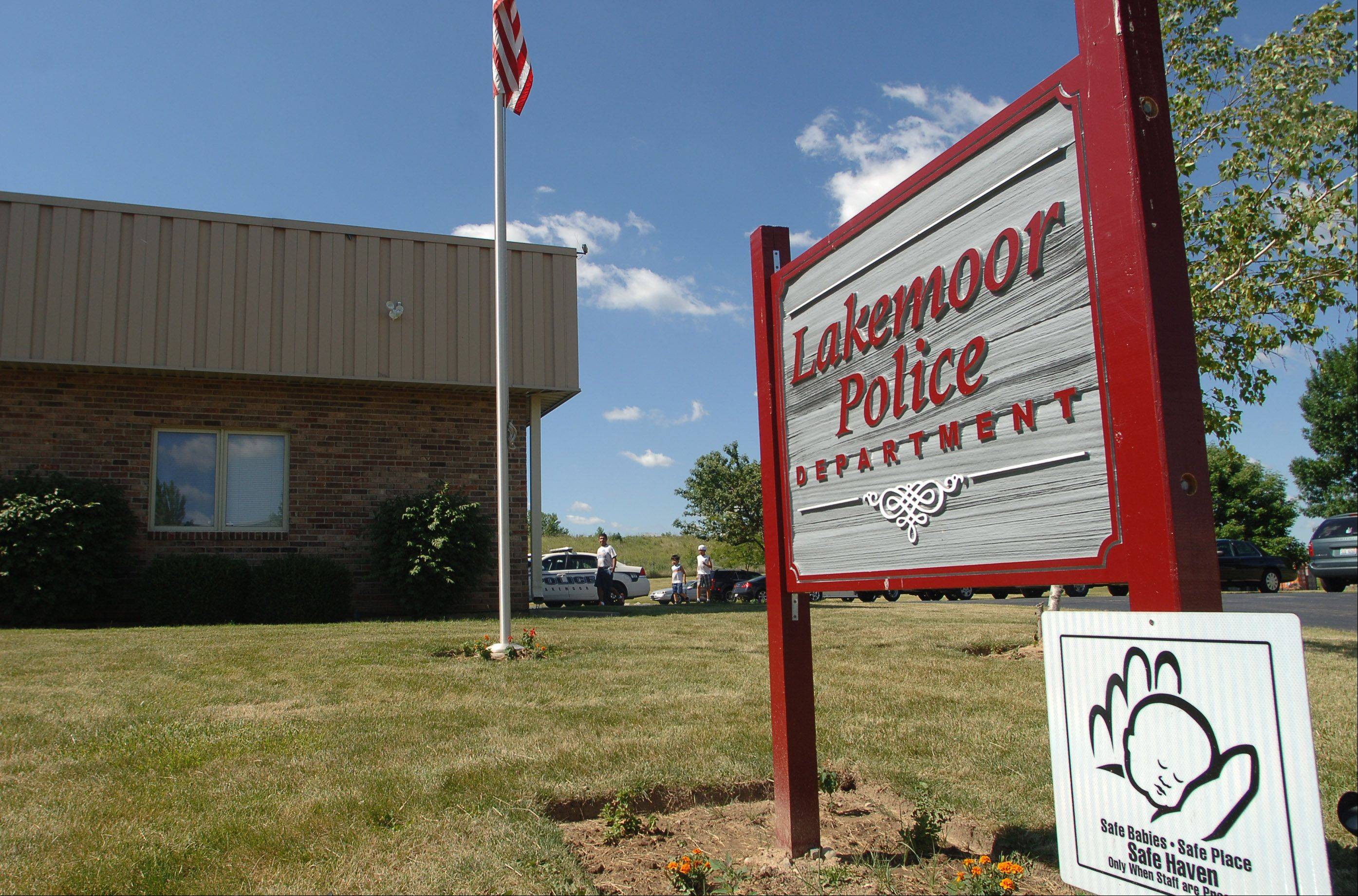 Lakemoor stepping up its effort to