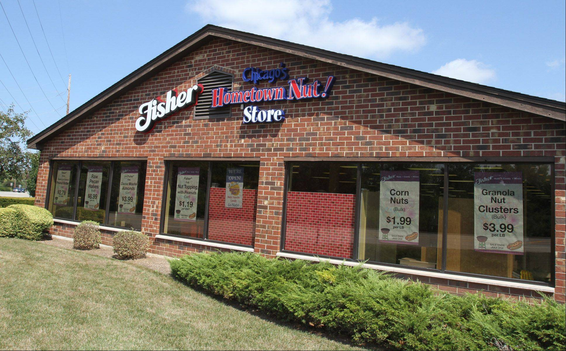 The Fisher Nut business at 906 S. Northwest Hwy. in Barrington is expected to be sold and converted to an Ace Hardware store this fall.