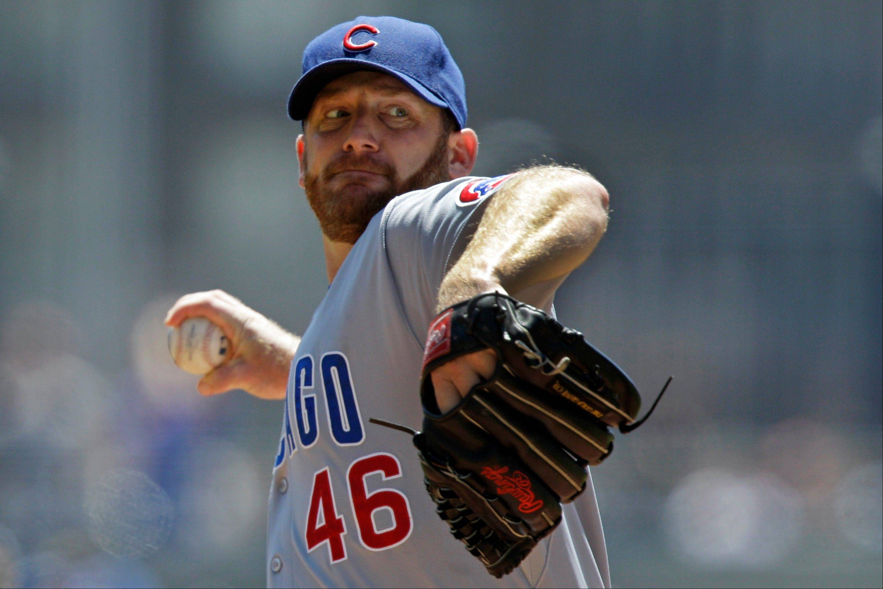 Ryan Dempster was traded Tuesday, and it wasn't to the Dodgers or the Braves. The Texas Rangers moved in and acquired the veteran right-hander just a few minutes before the trade deadline.