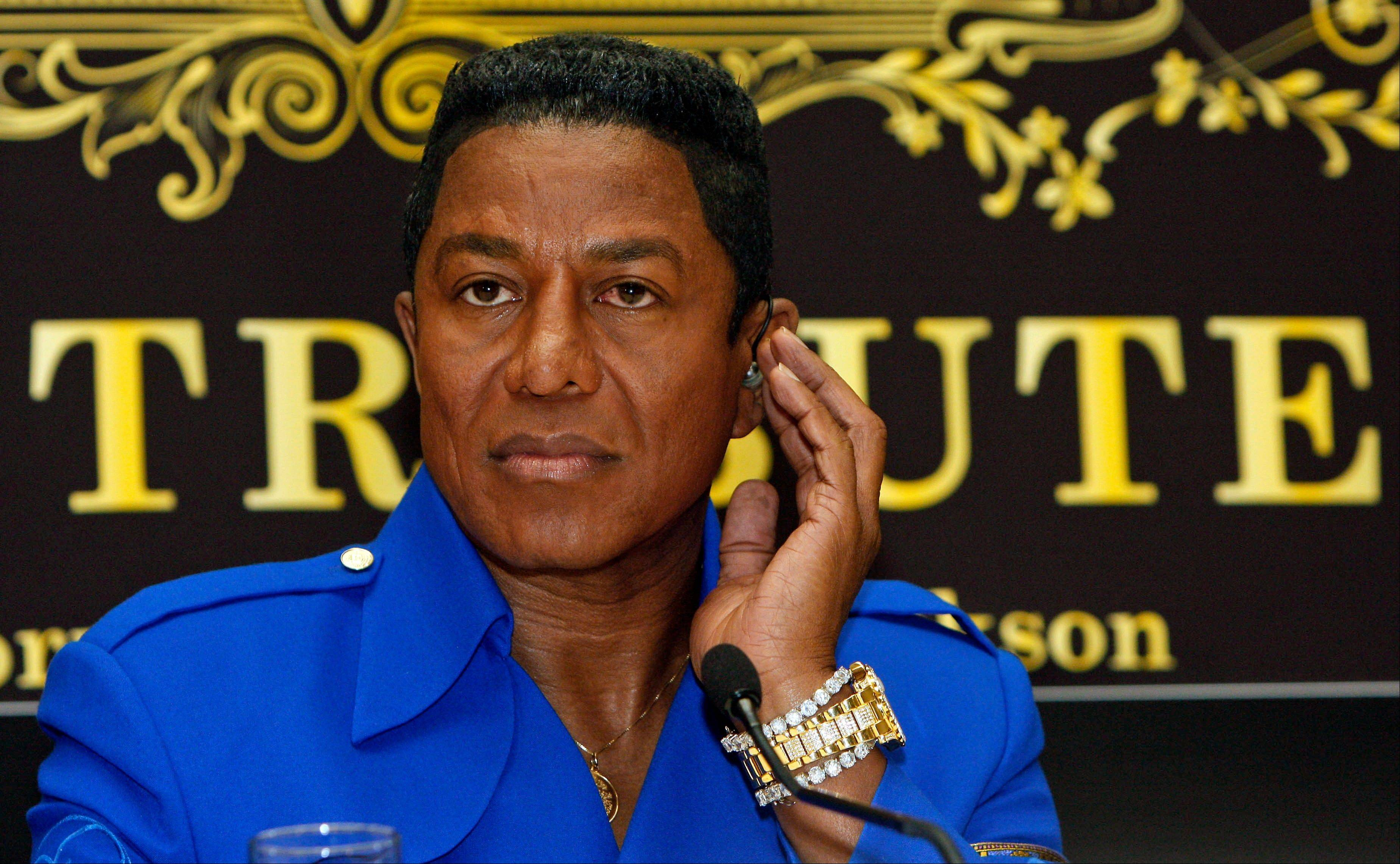 Jermaine Jackson said that he regretted the recent public turmoil that has embroiled his family and called for them to work out their issues in private. He also said he no longer supported a letter calling on the estate's executors to step down.