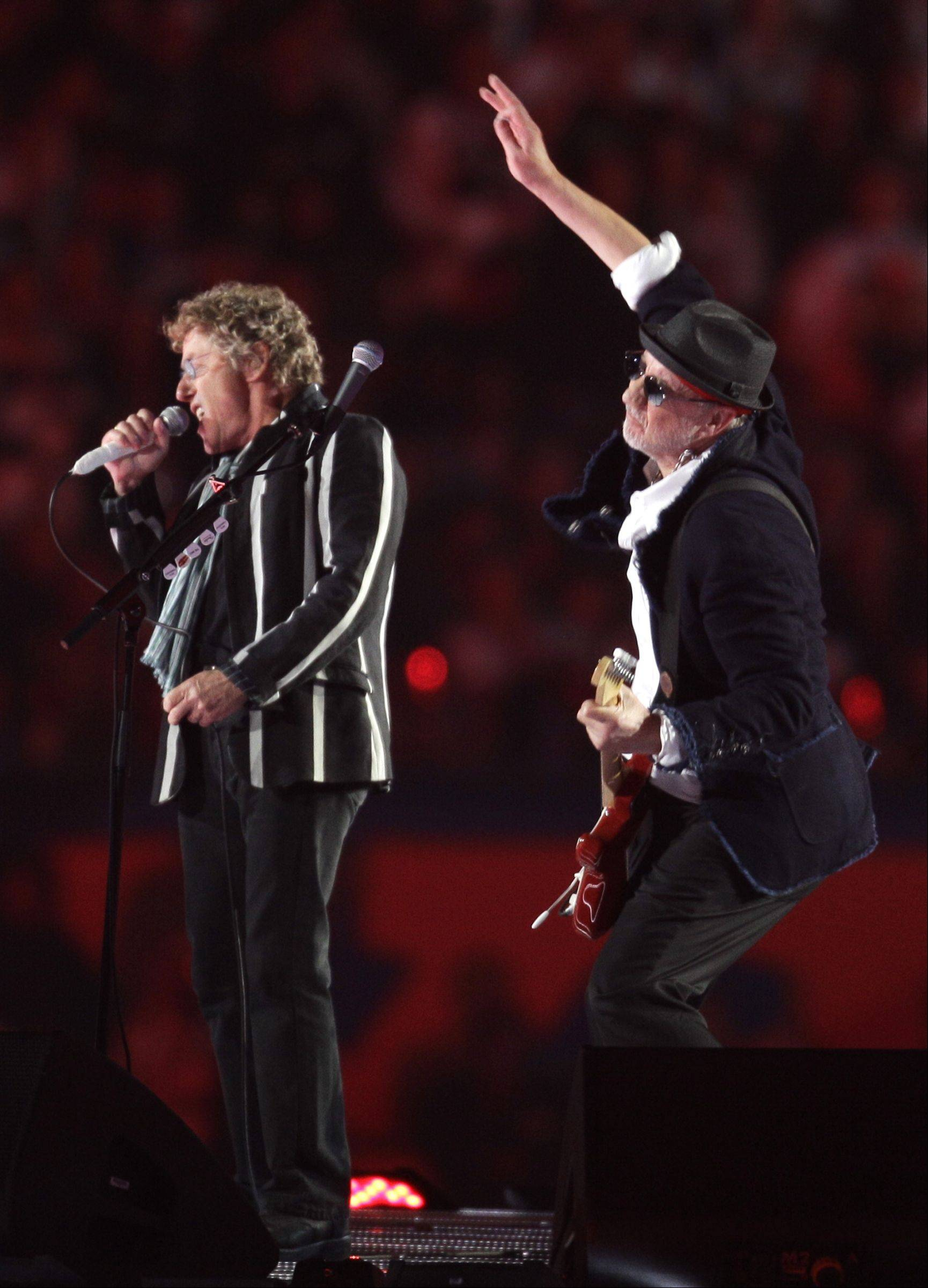 The Who, featuring founding members Roger Daltrey, left, and Pete Townshend, have added a second Rosemont show to their fall tour.