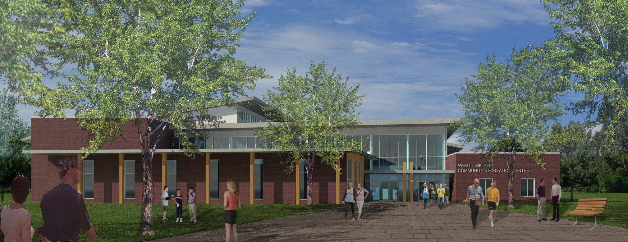 West Chicago seeks input on revised rec center proposal