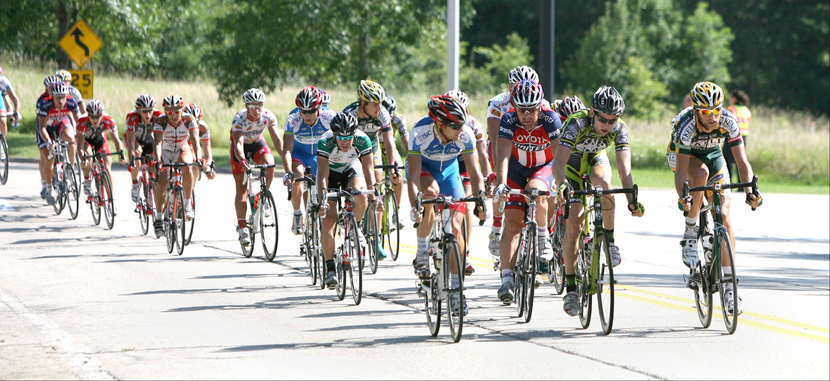 Much of the Tour of Elk Grove is on local streets, but some major roadways are temporarily affected.