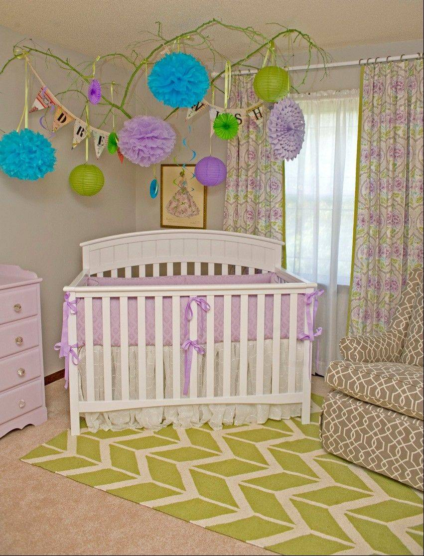 Baby nurseries and children's rooms are coming of age, and a growing number of tots are starting life in spaces that are so stylish.