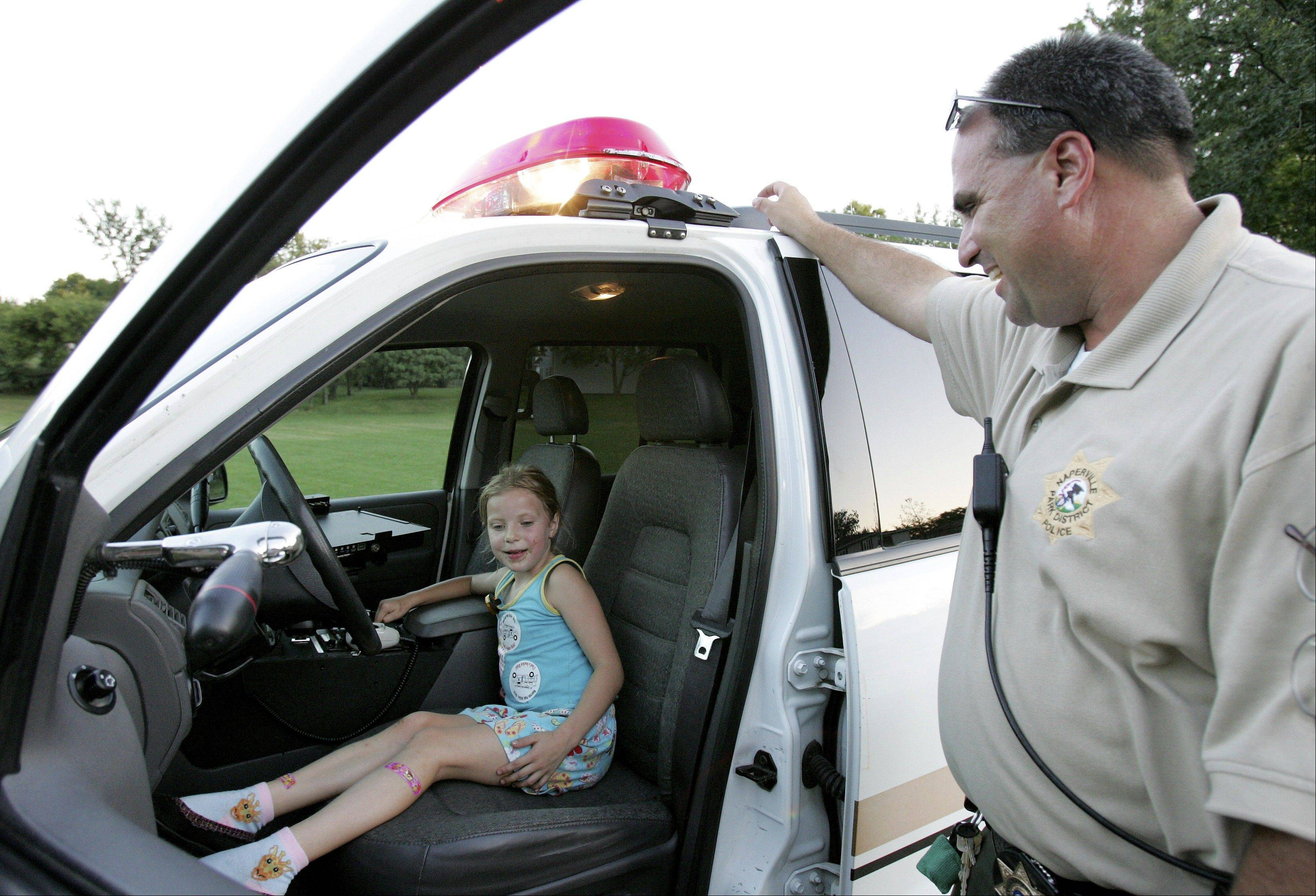 Residents in many DuPage County communities will get a chance to interact with police officers and firefighters Tuesday, Aug. 7, during a wide range of National Night Out activities.