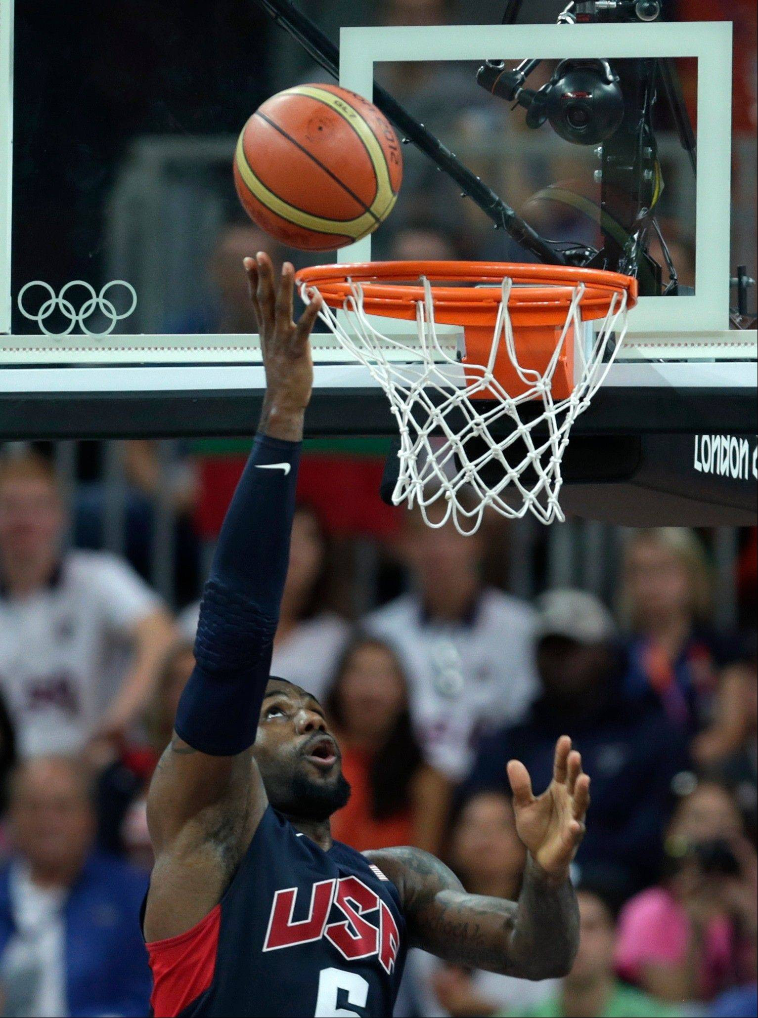 LeBron James and Team USA defeated Lithuania 99-94 on Saturday, but is it unpatriotic to really care which team won?