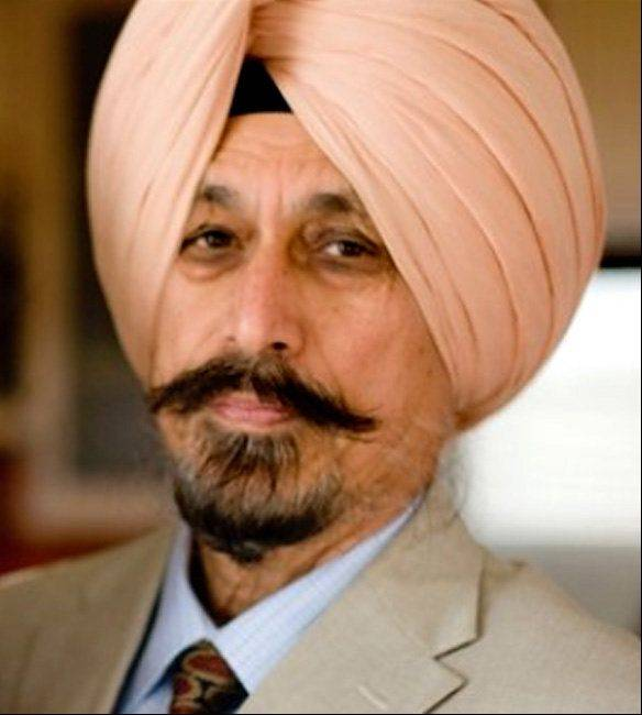 Satwant Kaleka was president of the Sikh Temple of Wisconsin, in Oak Creek, Wisconsin.