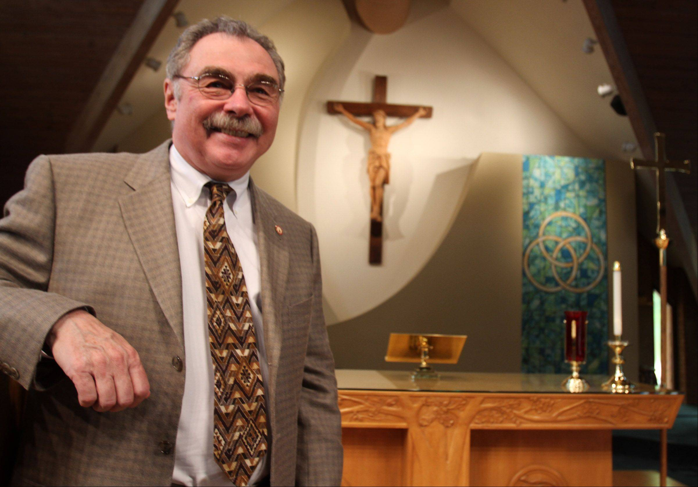 The Rev. Craig Wagner, the longtime leader of Christ Lutheran Church in Palatine, is retiring and relocating to Texas. His last Sunday service will be Aug. 26.
