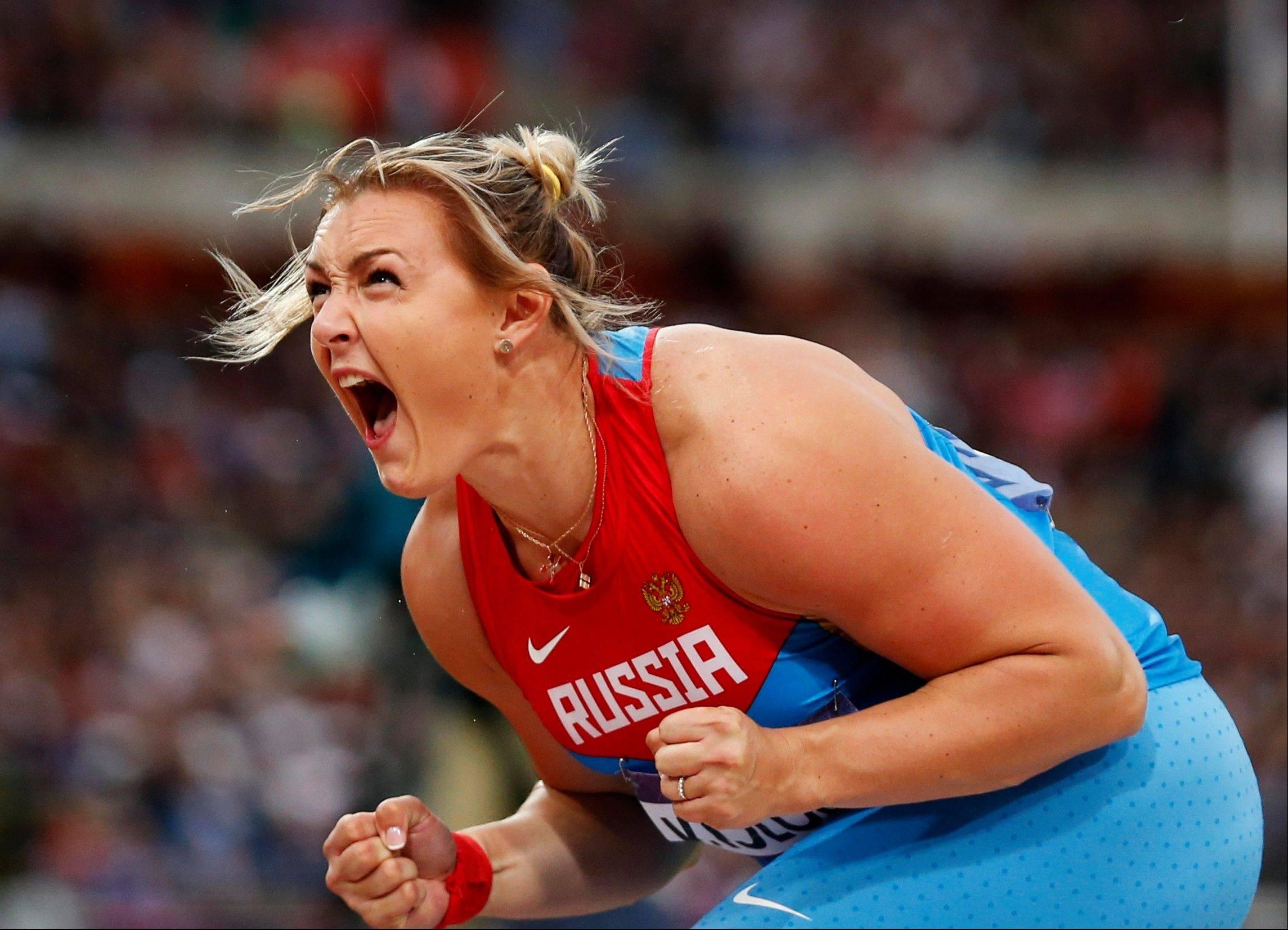 Фото 18 спортсменок, Спортивные девушки -фото. Спортсменки 27 фотография