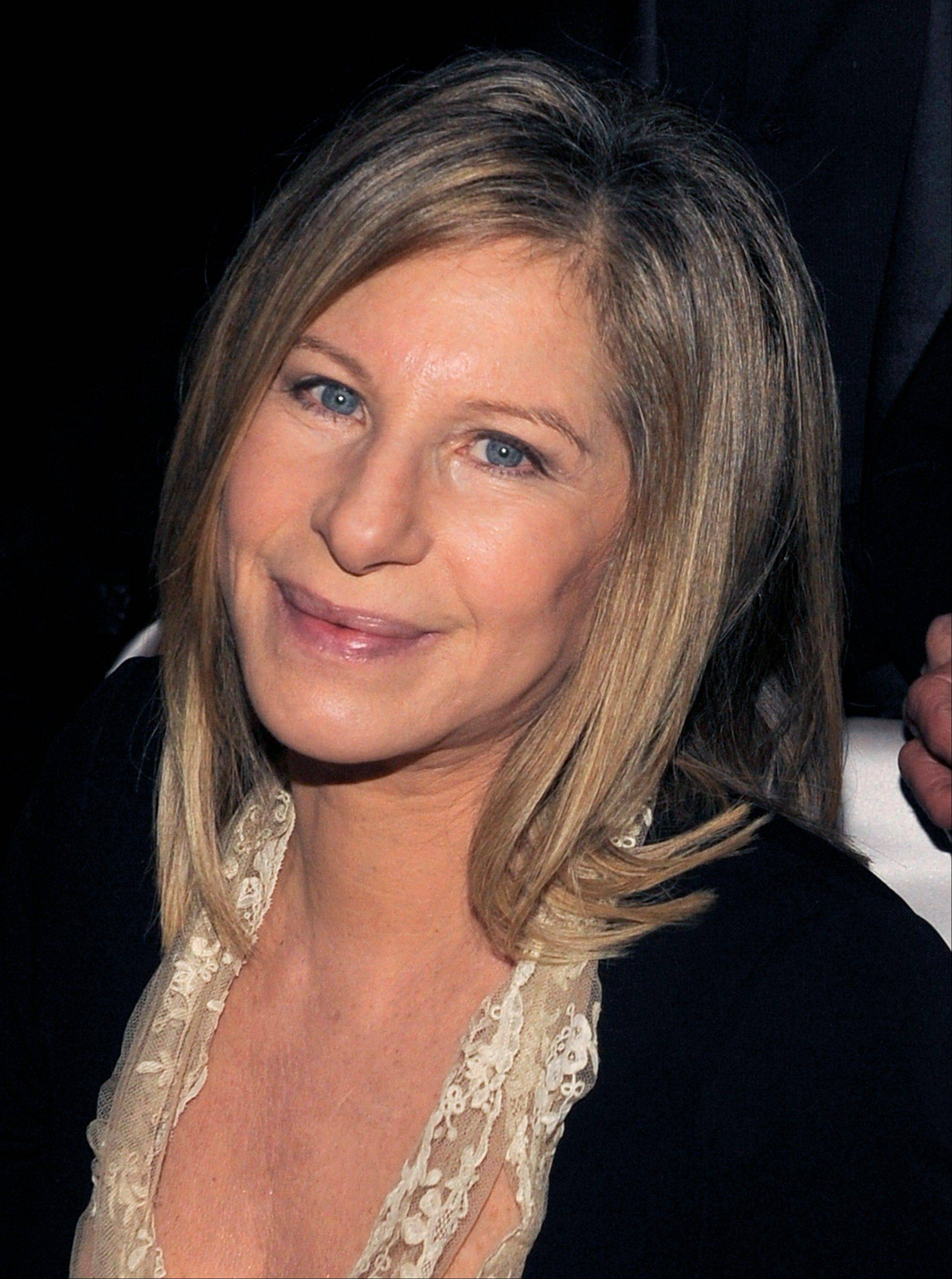 Barbra Streisand has added a Chicago date at the United Center on Friday, Oct. 26, to her upcoming concert tour.