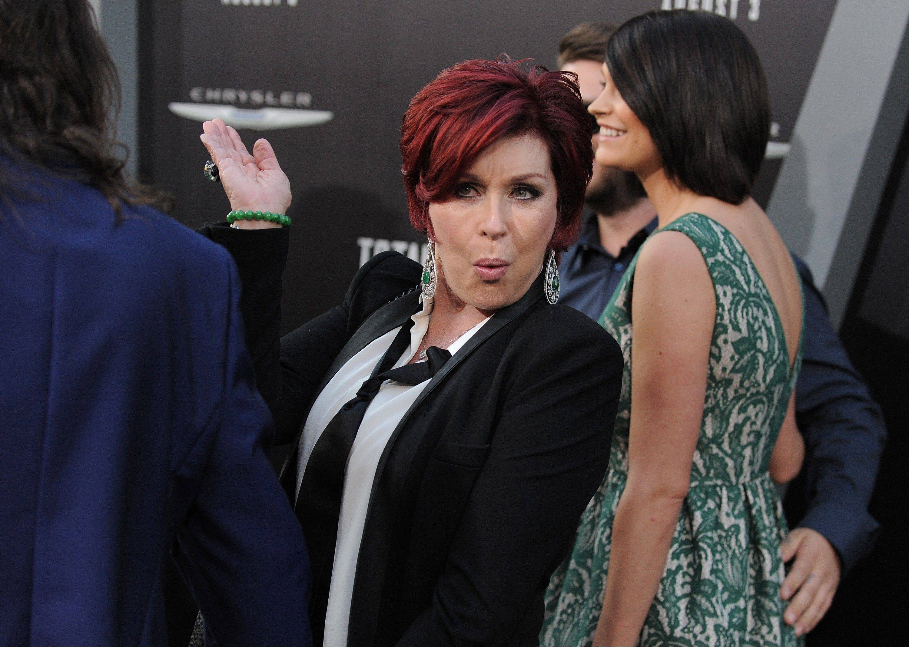 "Sharon Osbourne, a judge on ""America's Got Talent"" has said she is quitting the show over a dispute involving her son and NBC."