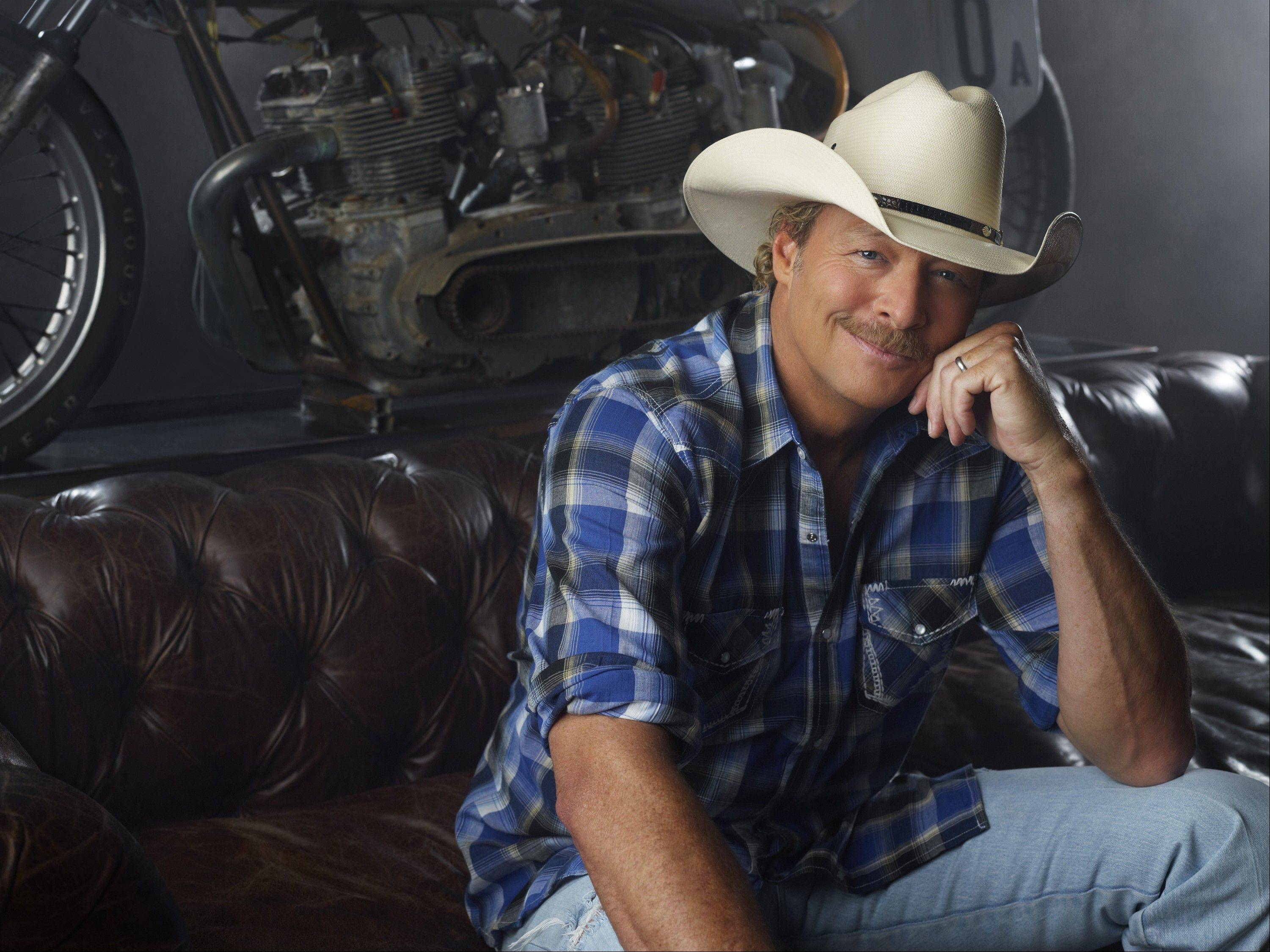 Country music superstar Alan Jackson comes to the Sears Centre Arena in Hoffman Estates on Nov. 9.