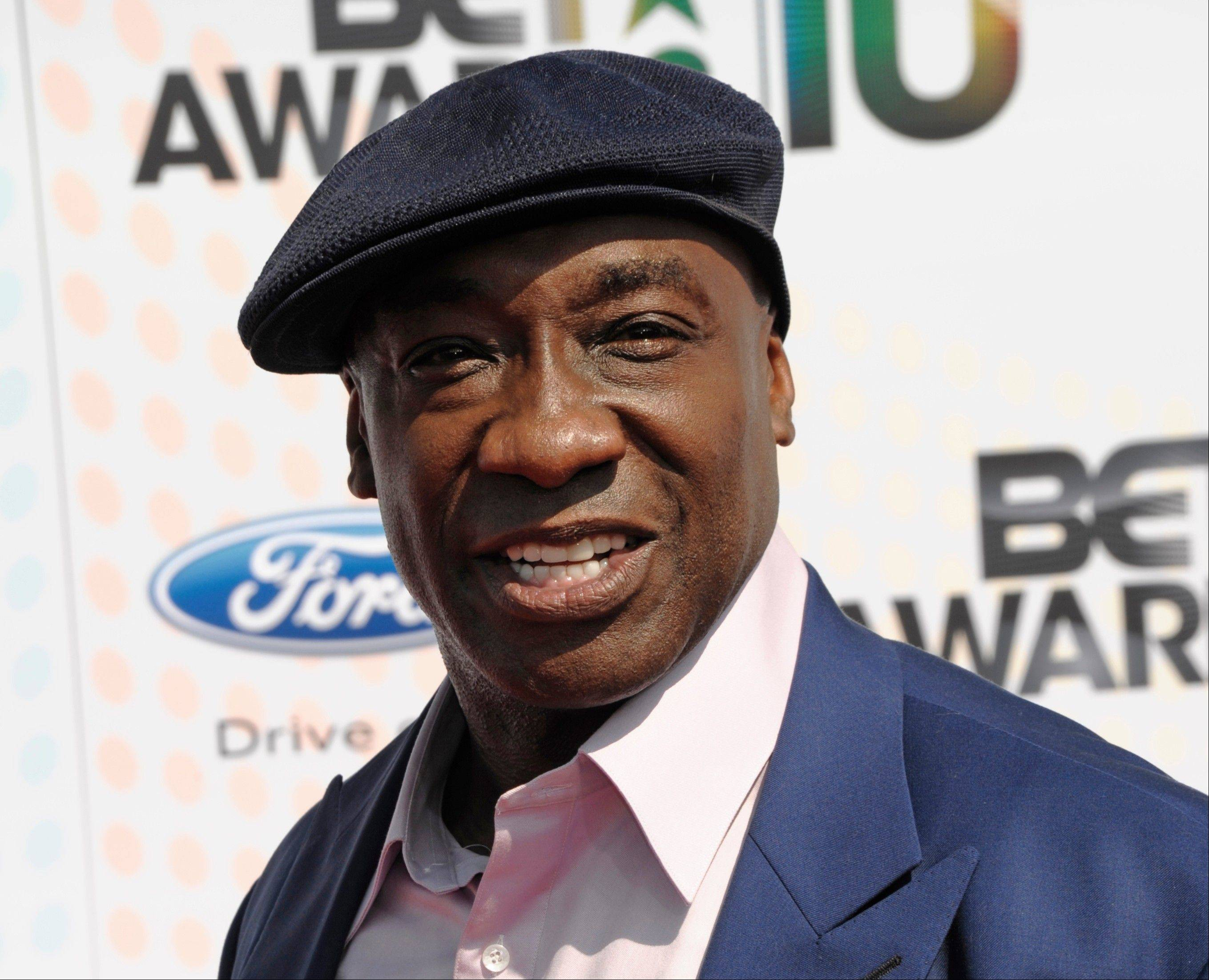 Michael Clarke Duncan remains hospitalized following his July 13 heart attack.