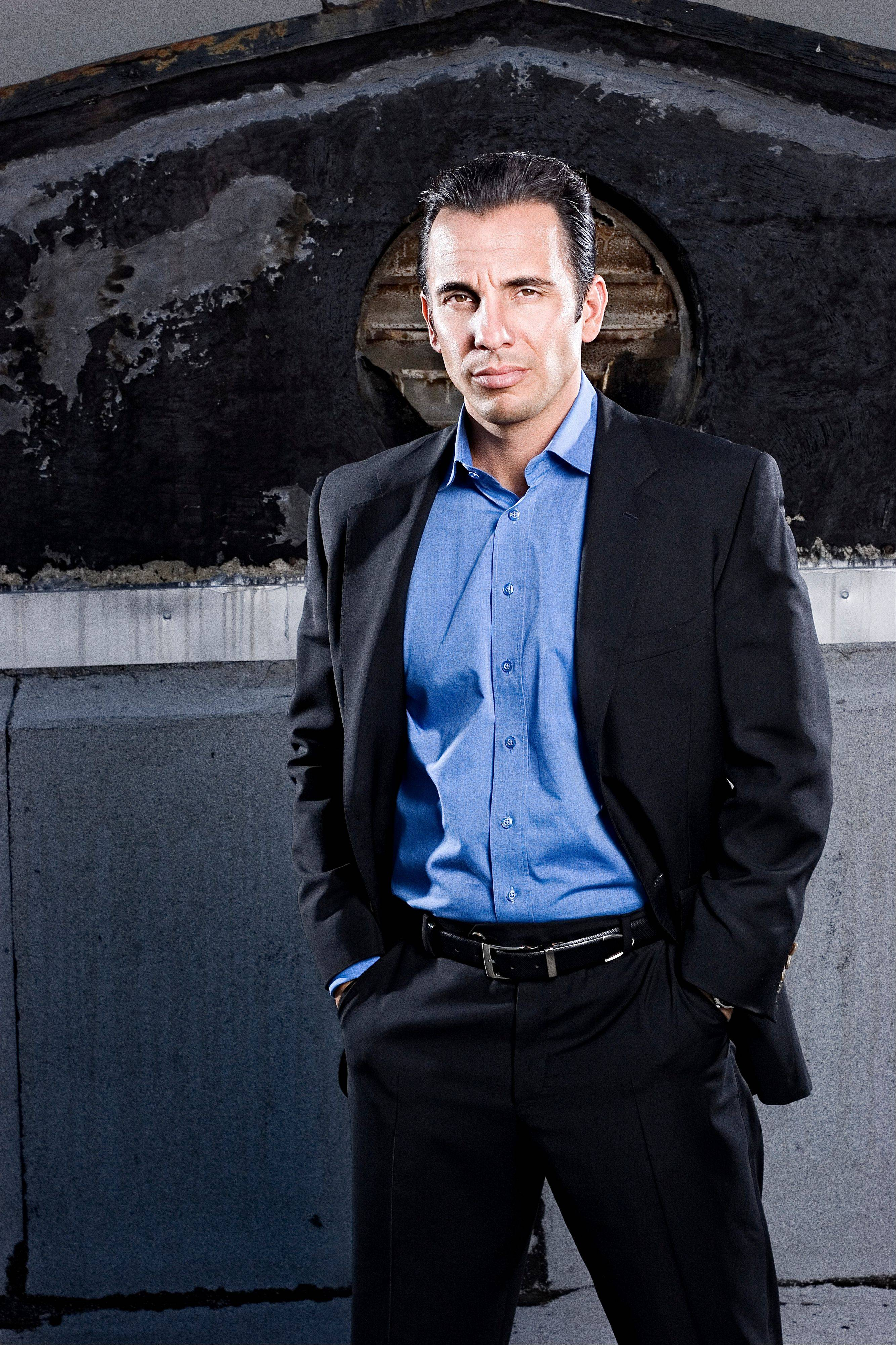 Comedian Sebastian Maniscalco returns to town for an engagement at Zanies in Rosemont.