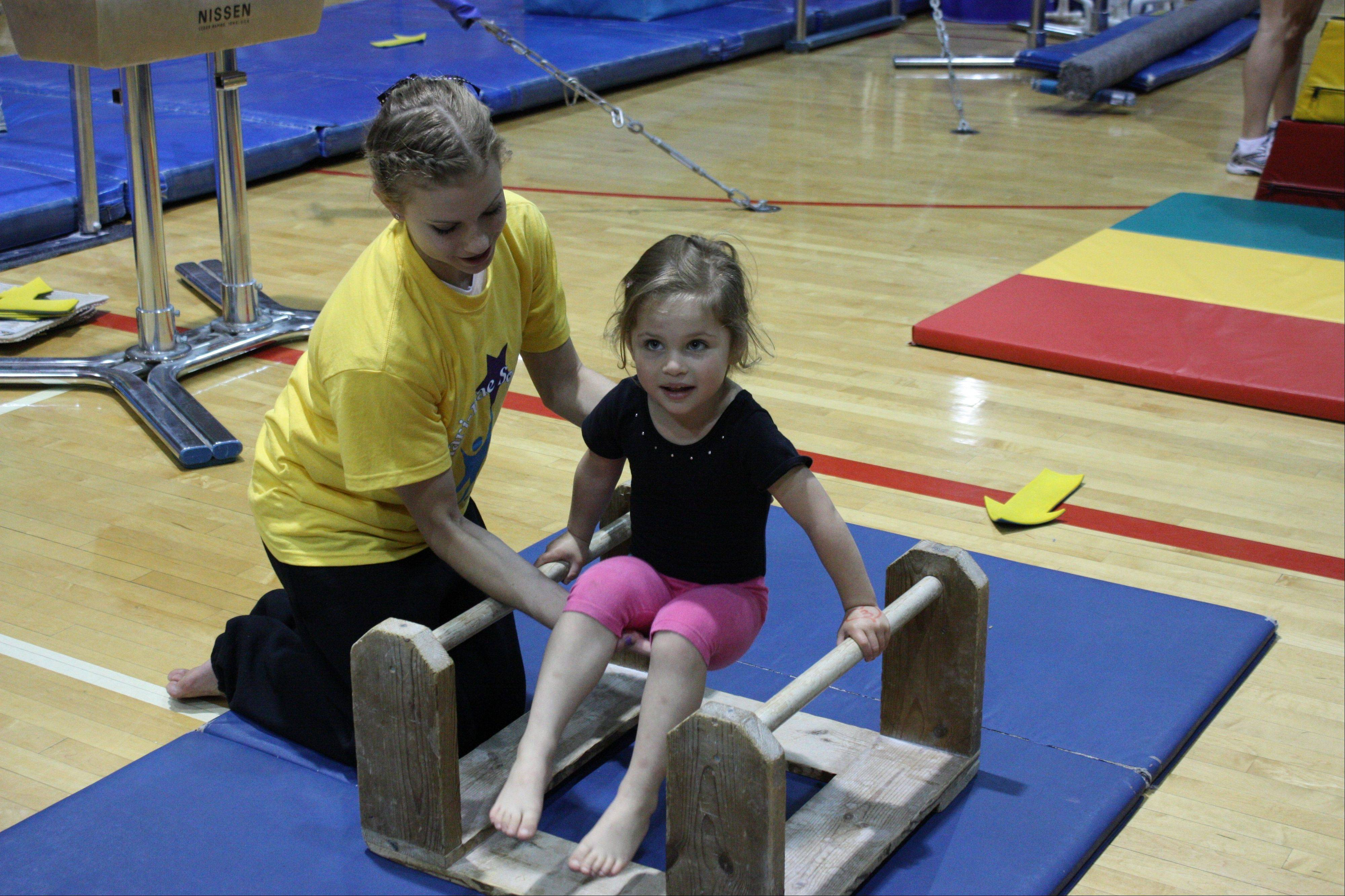 The Palatine Park District will hold Gymnastics Camp for children in grades two-eight beginning Monday, Aug. 13. For information, visit palatineparks.org.
