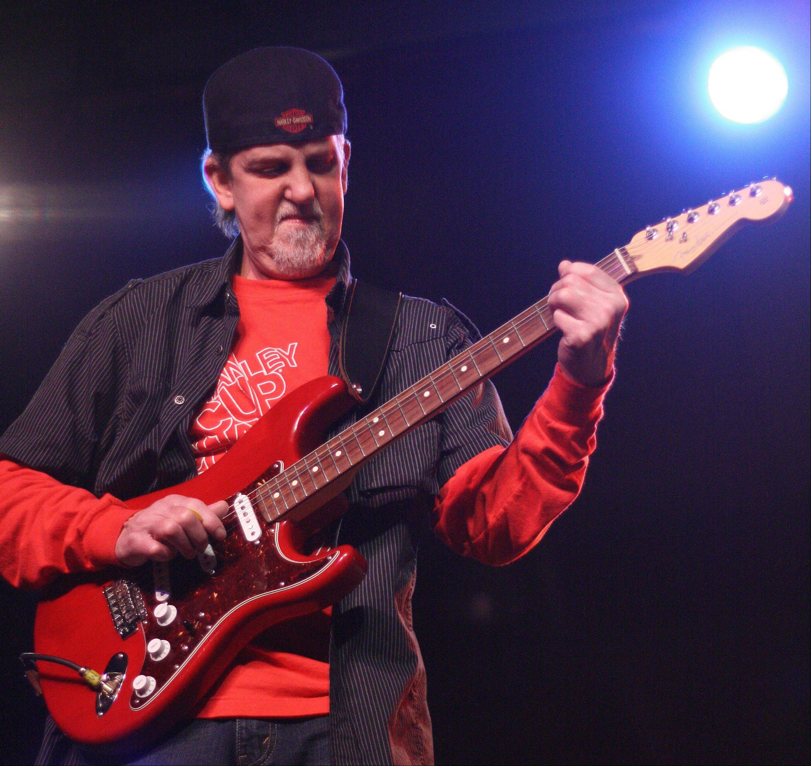 Marshall Tucker Band guitarist Stuart Swanlund dies at 54