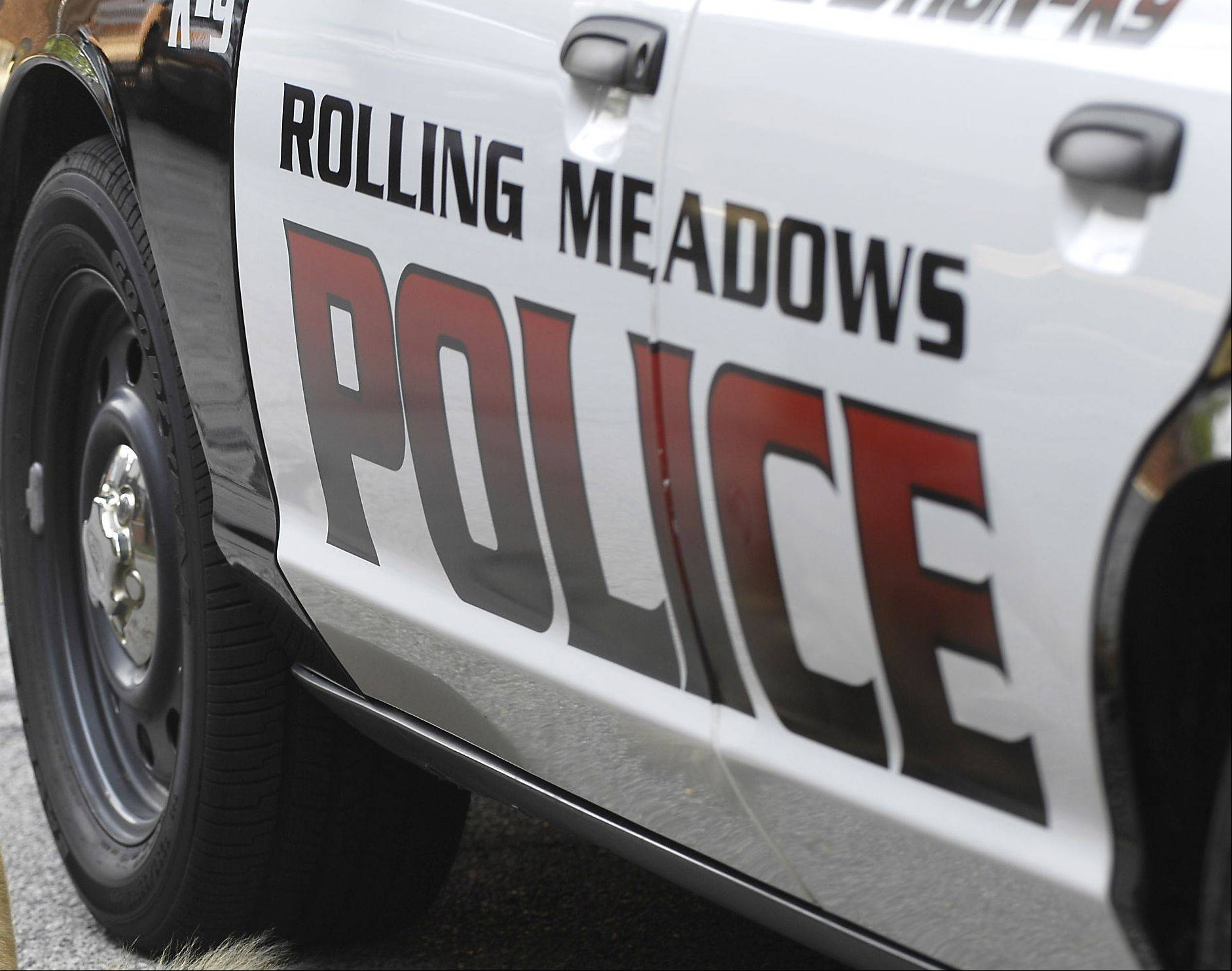 DAILY HERALD FILE PHOTO The Rolling Meadows Police Department could add part-time officers to its corps in an effort to relieve full-time officers of administrative tasks and get them back on the streets.