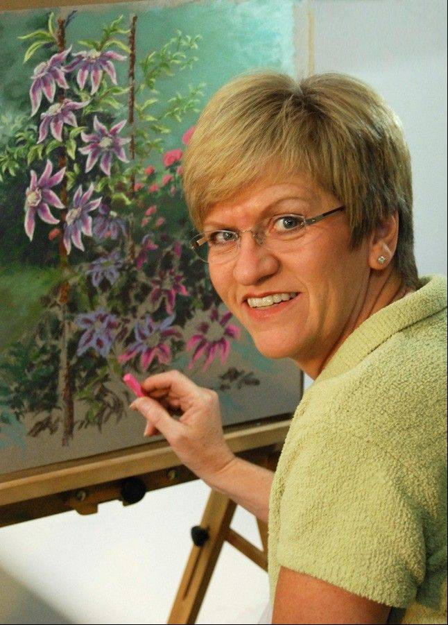 "The Bartlett 2nd floor Art Gallery will host ""Nature of Birds,"" a display of pastel paintings by artist Jenny Vogt."