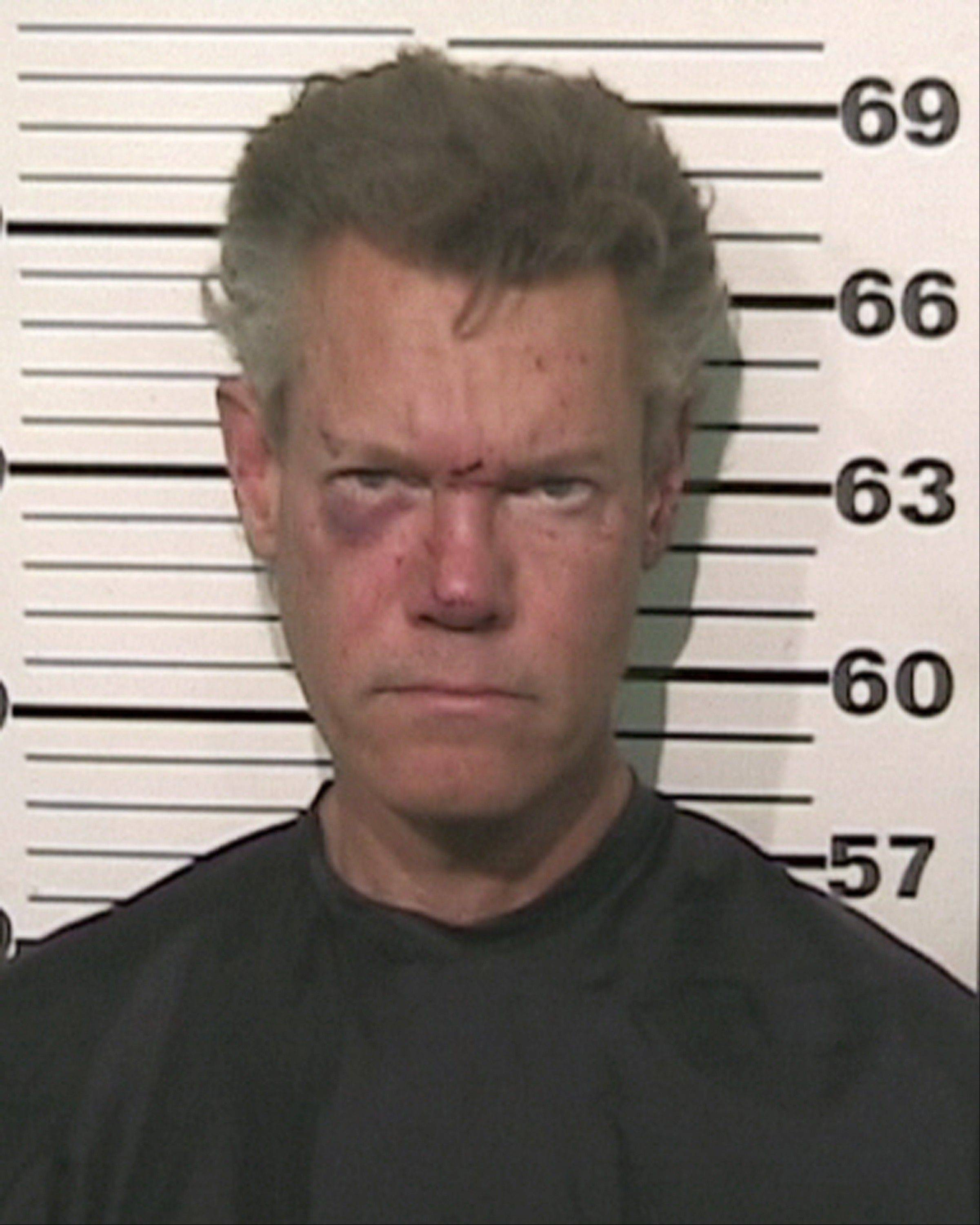 Country singer Randy Travis, who has been charged with driving while intoxicated, was released on $21,500 bond.