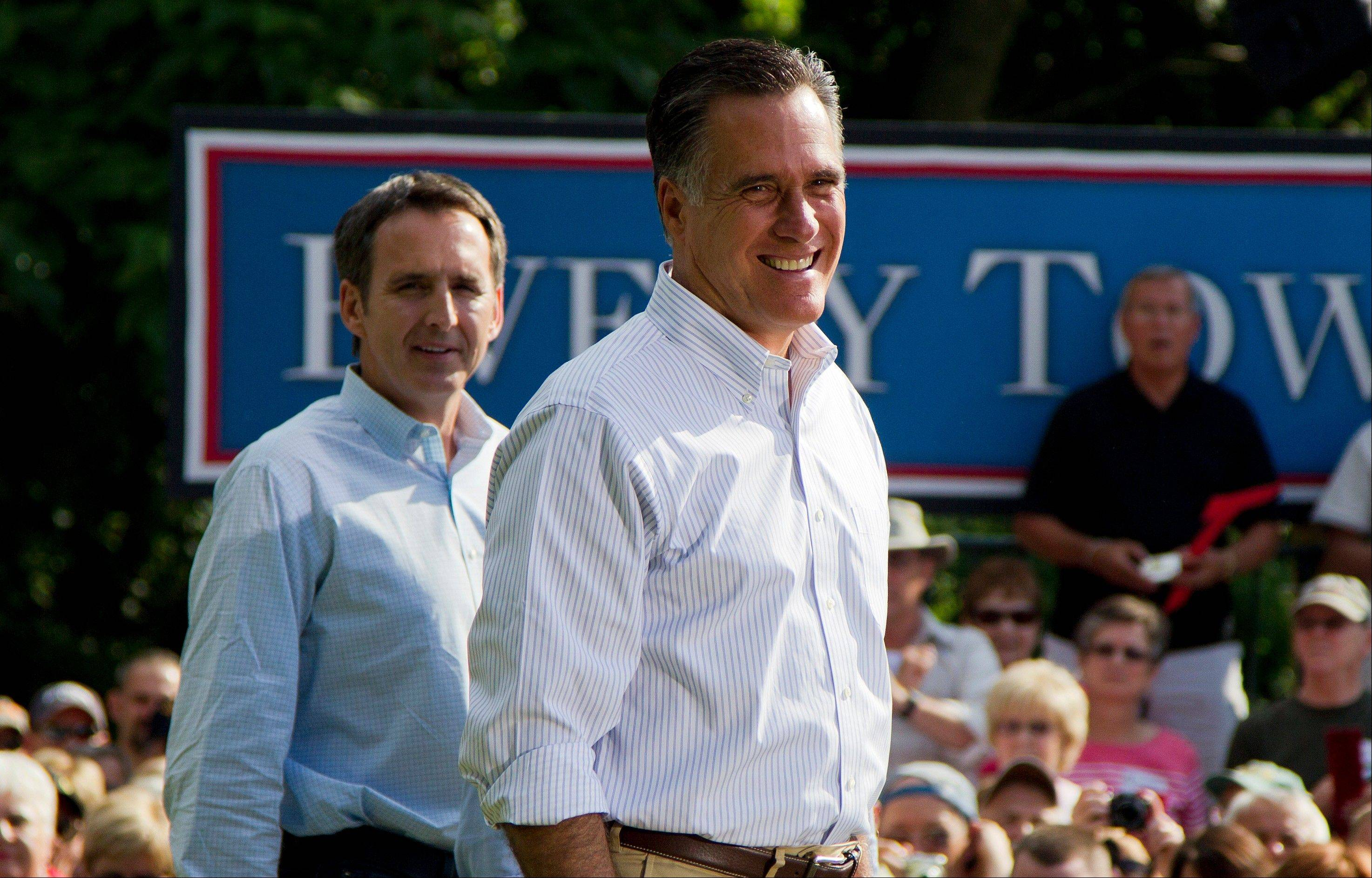 President Barack Obama and his Democratic allies aren�t waiting for Mitt Romney to reveal his vice presidential choice. They�re already trying to scuff up those considered by political insiders to be most likely to join the GOP ticket, including former Minnesota Gov. Tim Pawlenty.