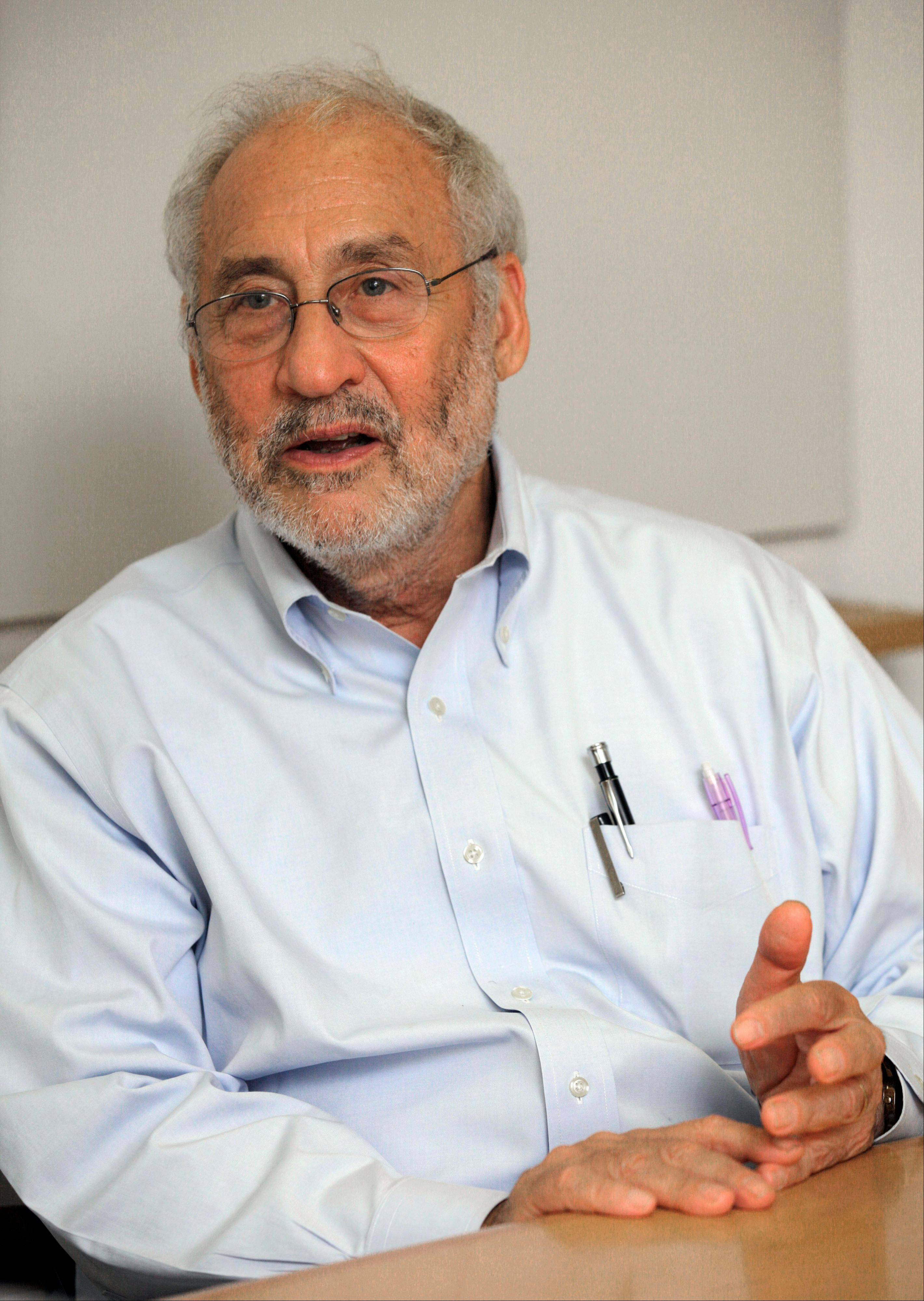 Joseph Stiglitz is a winner of the Nobel Prize in Economics.