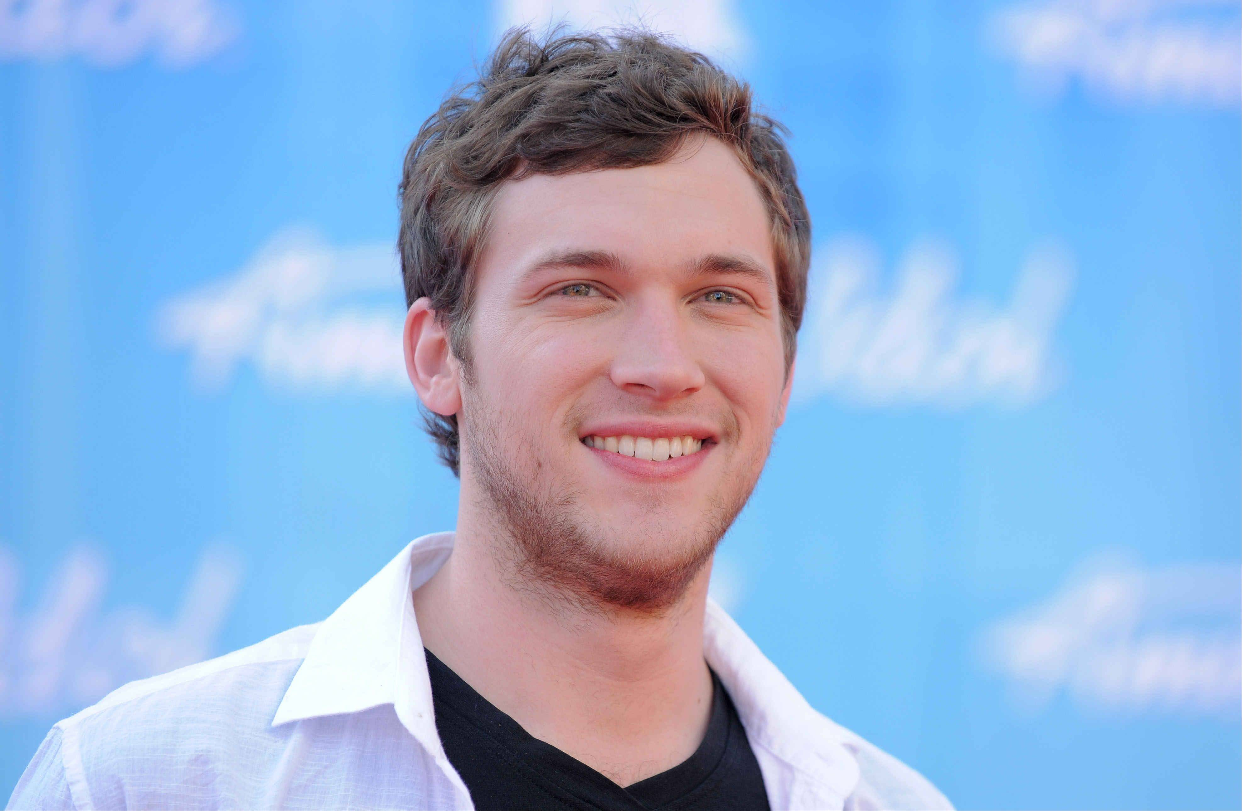 "Phillip Phillips says he wasn't that excited about performing the song ""Home"" when he won ""American Idol"" this year. But now, the 21-year-old says he's ""starting to grow a connection"" to the song."