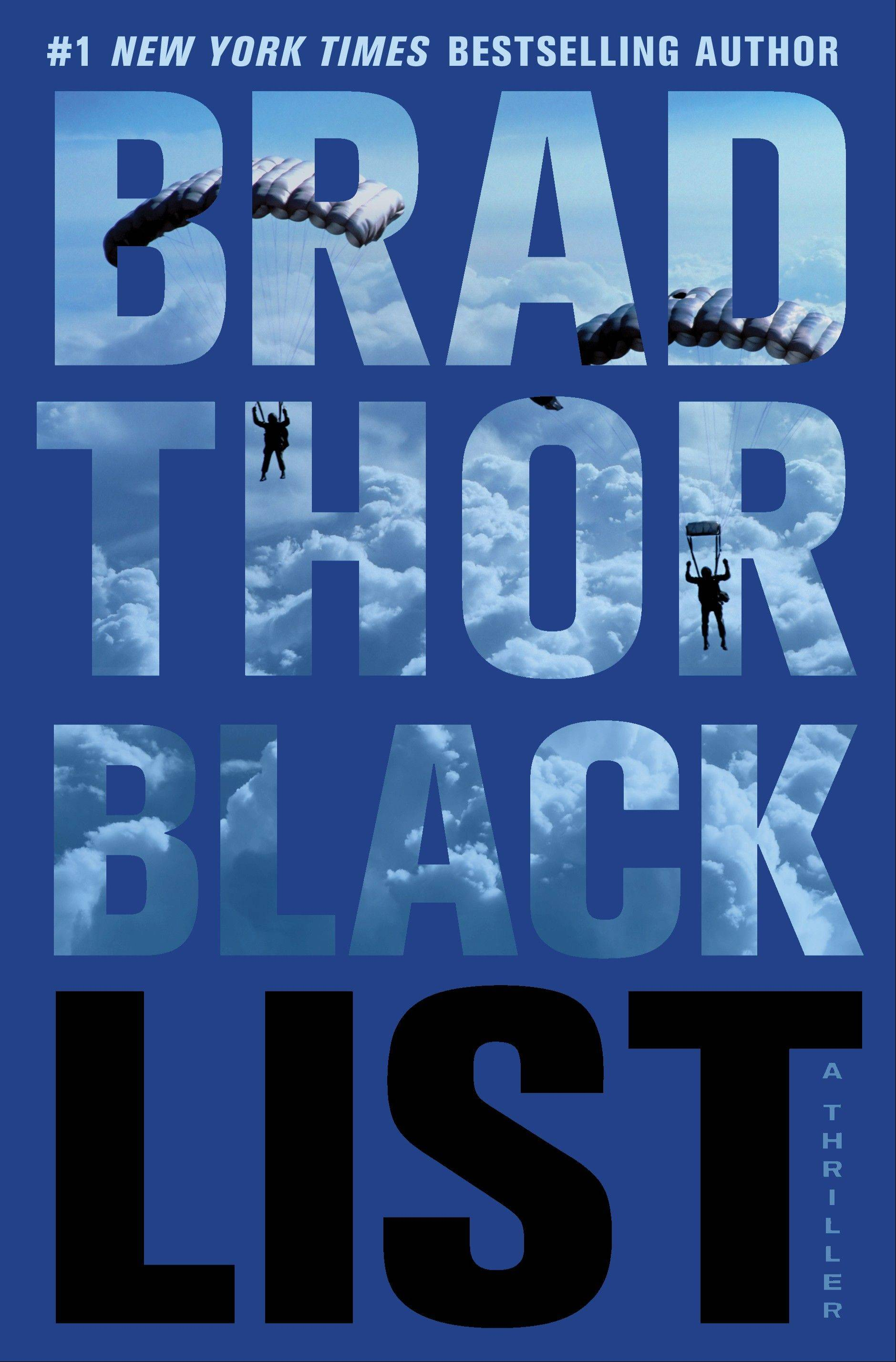 """Black List"" by Brad Thor"